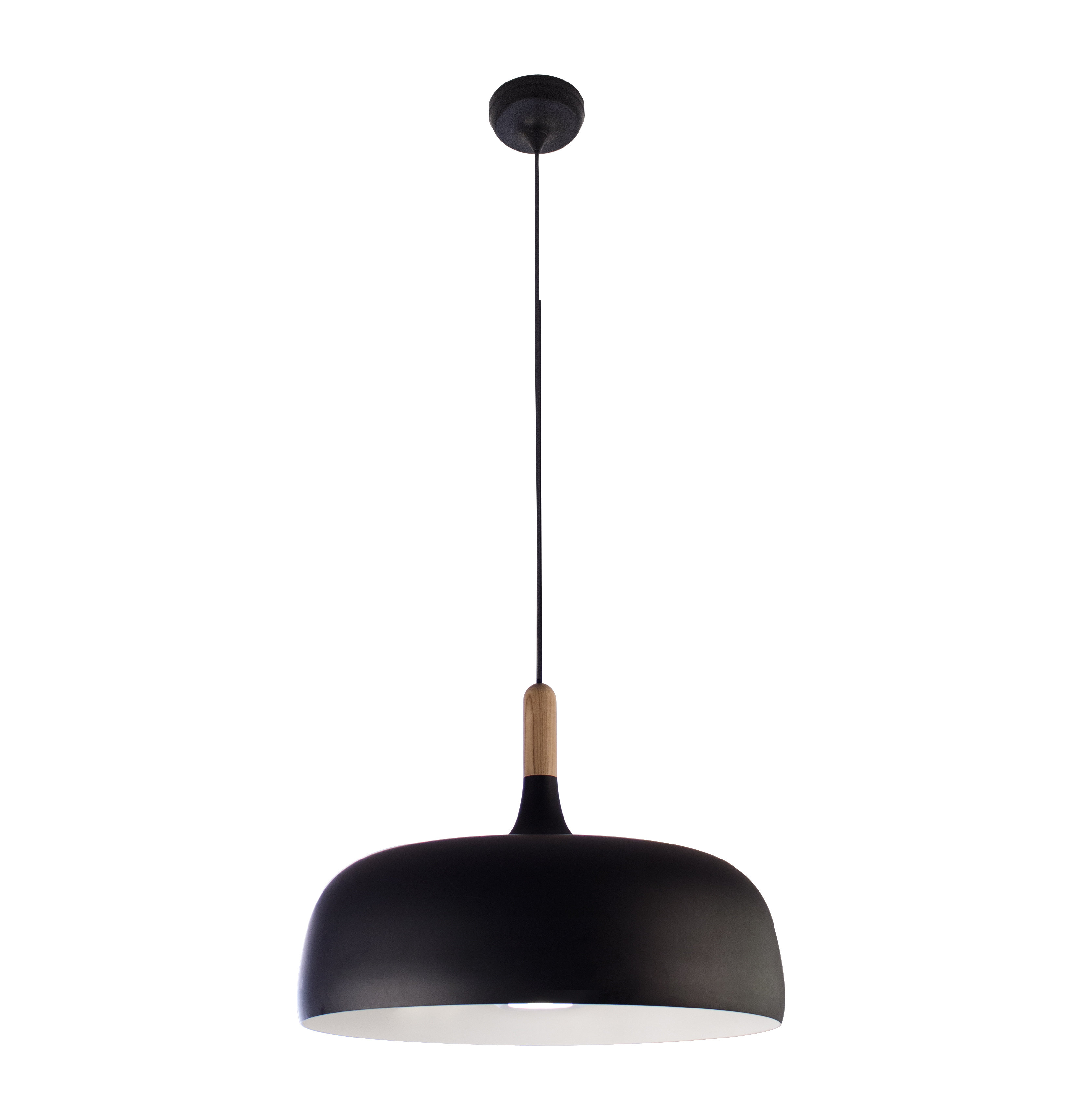 Conover 1 Light Dome Pendants With Fashionable Ryker 1 Light Single Dome Pendant (View 7 of 25)