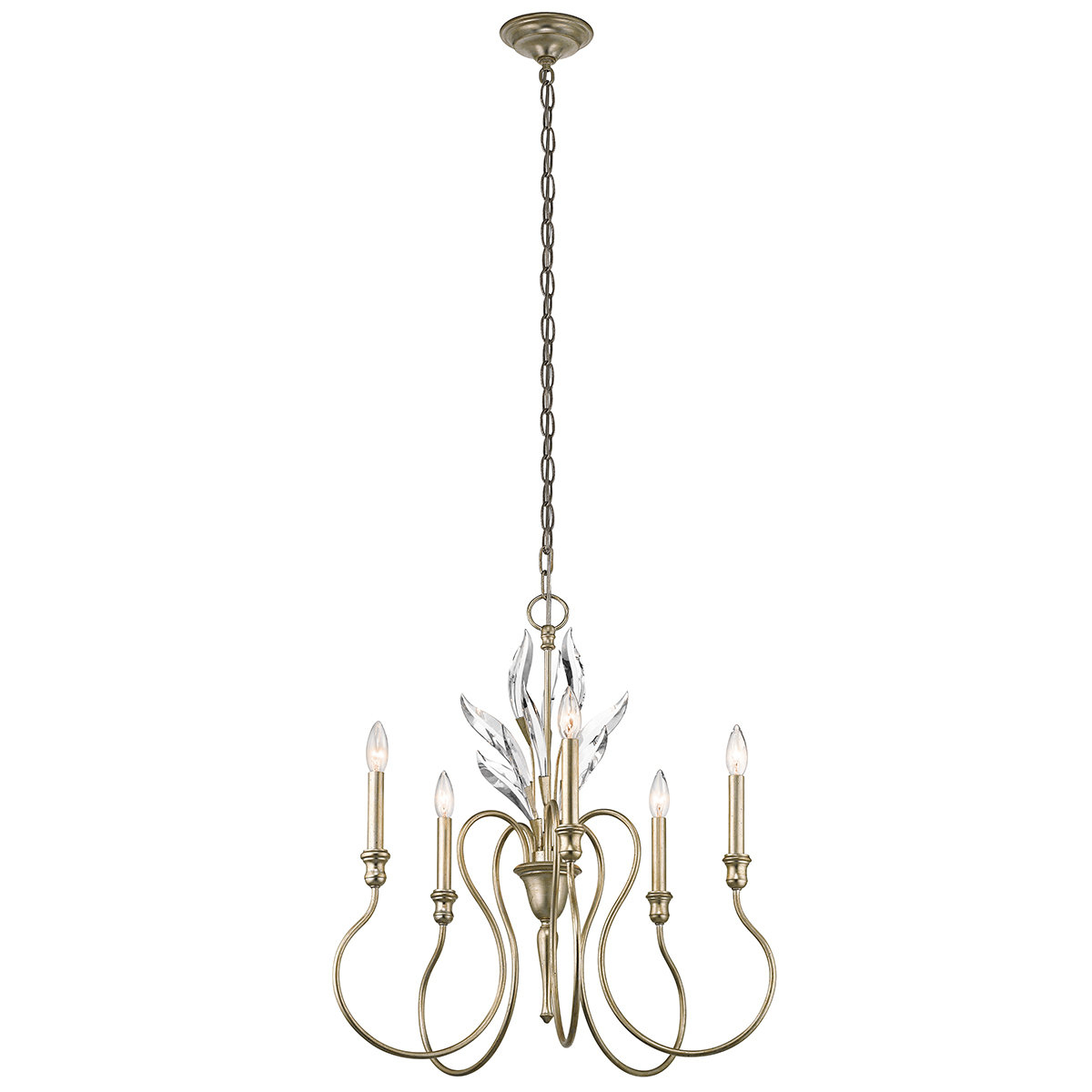 Corneau 5 Light Chandeliers Throughout Famous Madison Lane 5 Light Chandelier (View 8 of 25)