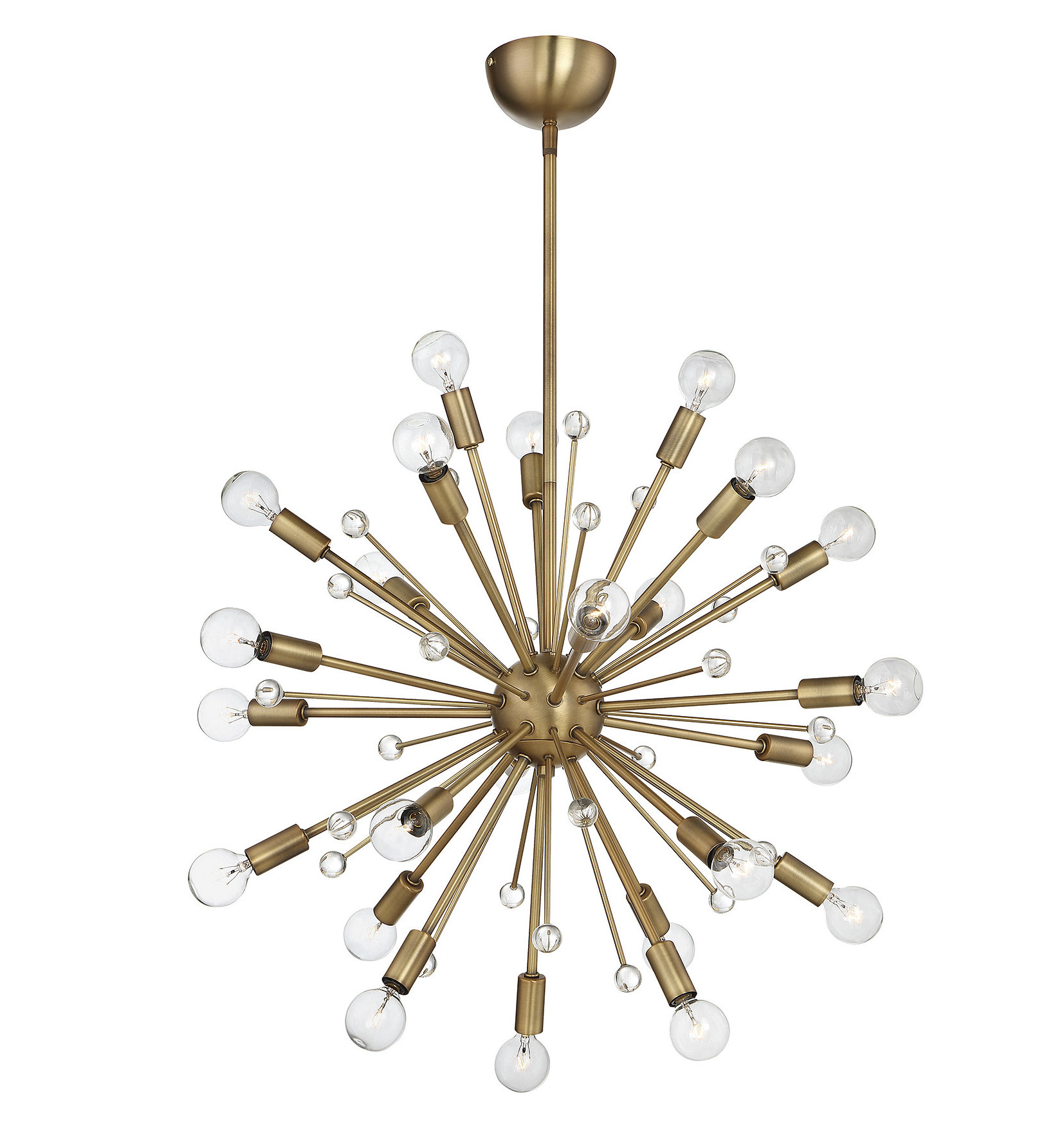 Corona 12 Light Sputnik Chandeliers With Trendy Cumbria 24 Light Sputnik Chandelier (View 21 of 25)