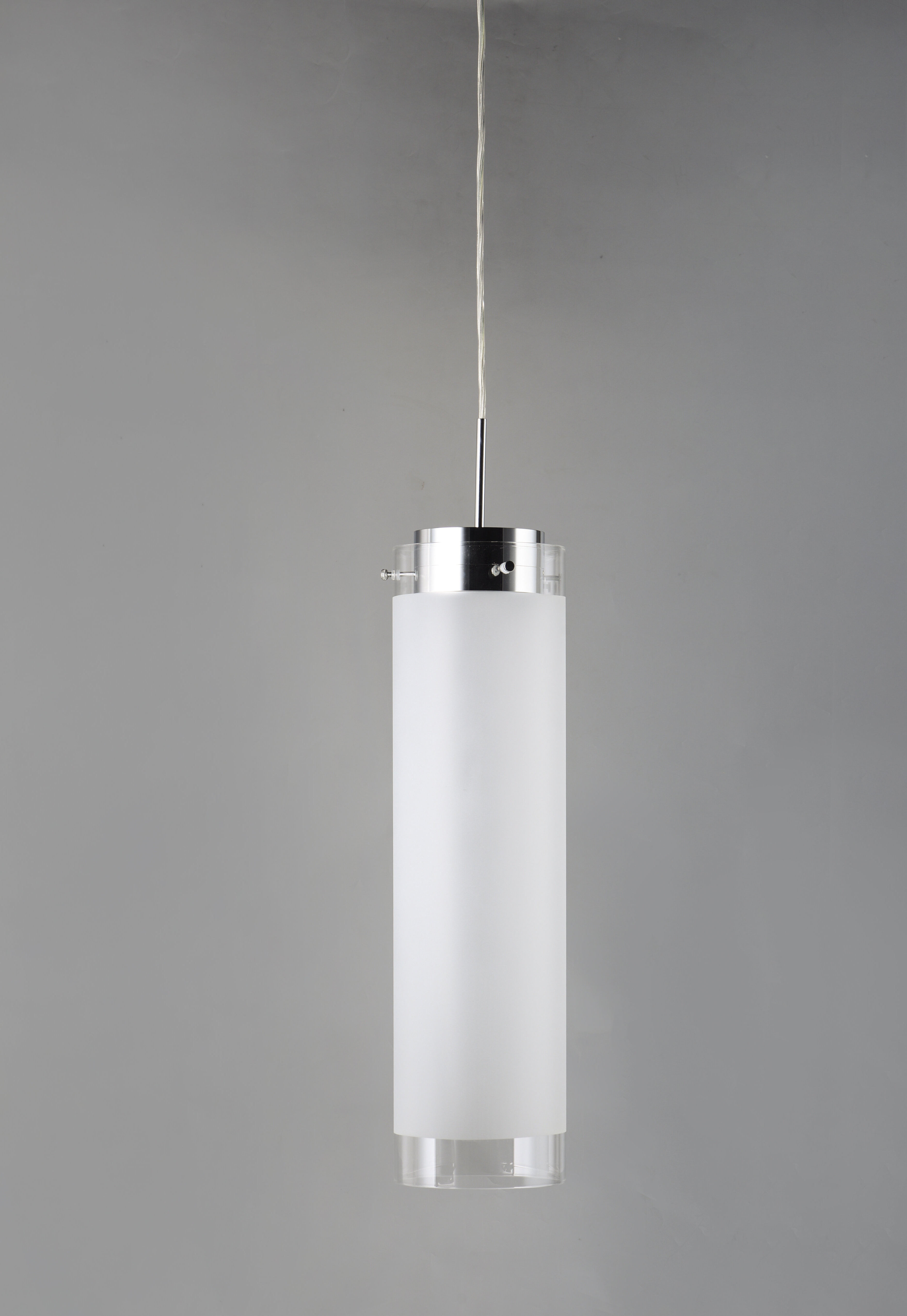 Current Ellert 1 Light Led Cylinder Pendant For Fennia 1 Light Single Cylinder Pendants (View 24 of 25)