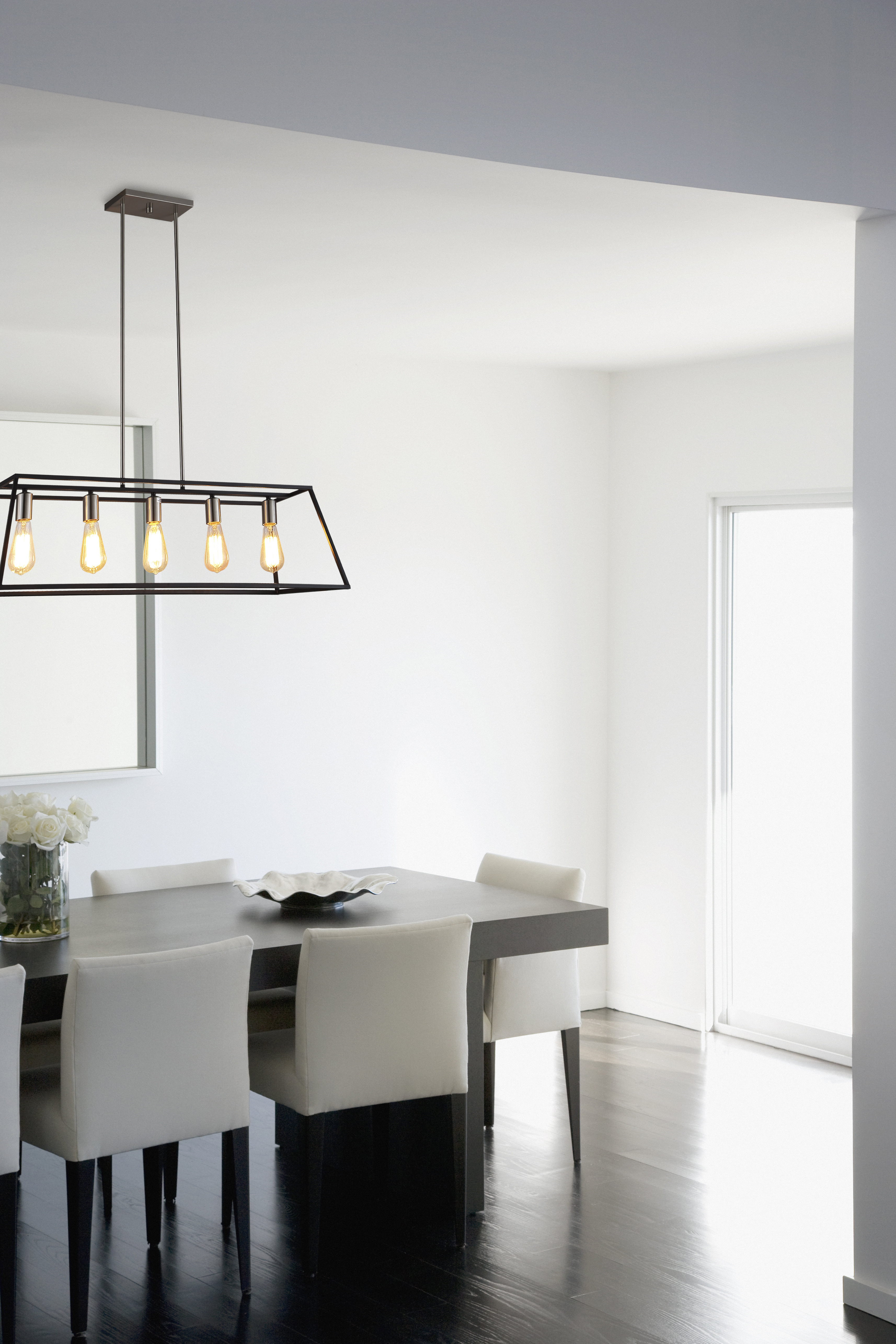 Featured Photo of Hinerman 5 Light Kitchen Island Pendants