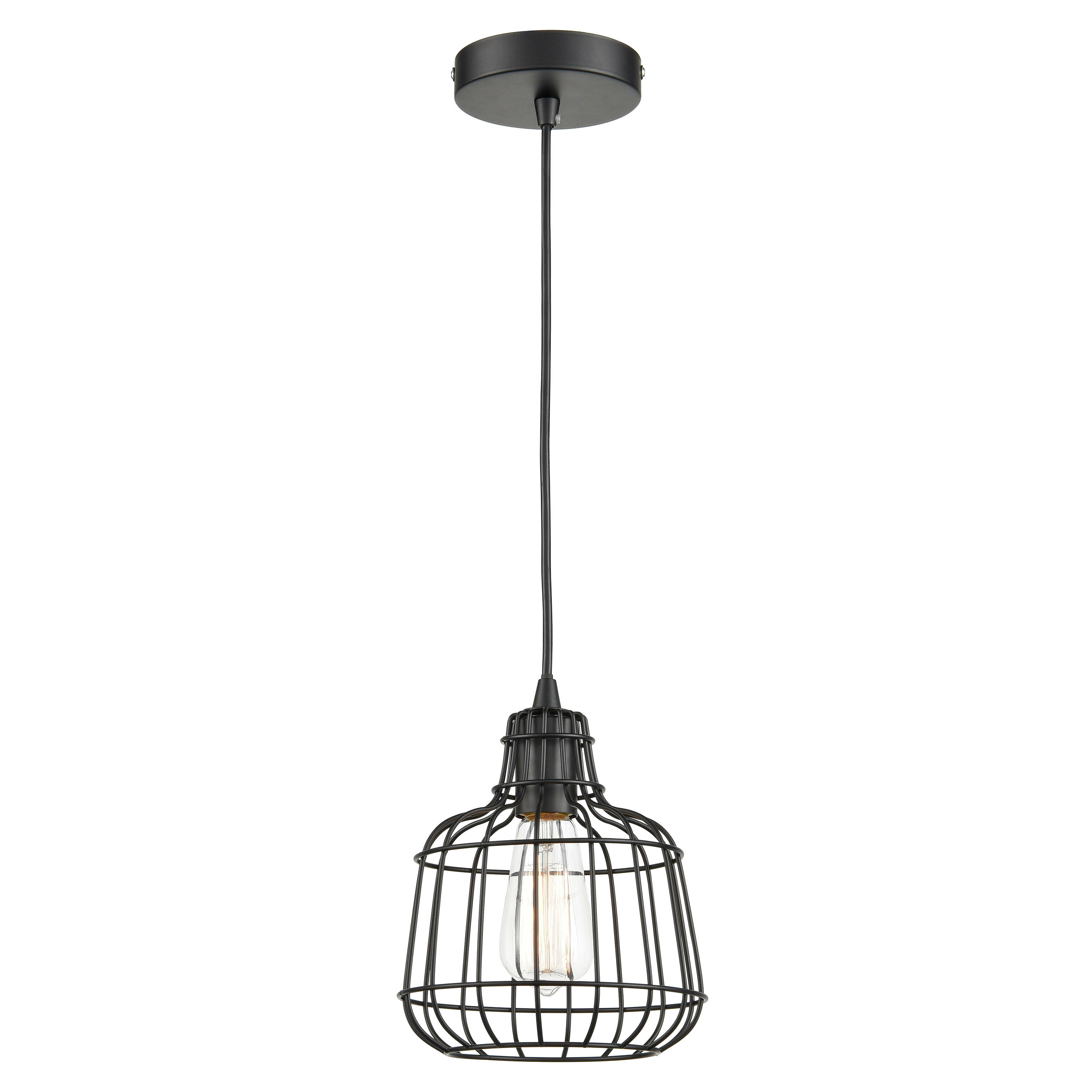Current Louanne 1 Light Lantern Geometric Pendants Pertaining To Tyrese 1 Light Lantern Pendant (View 6 of 25)