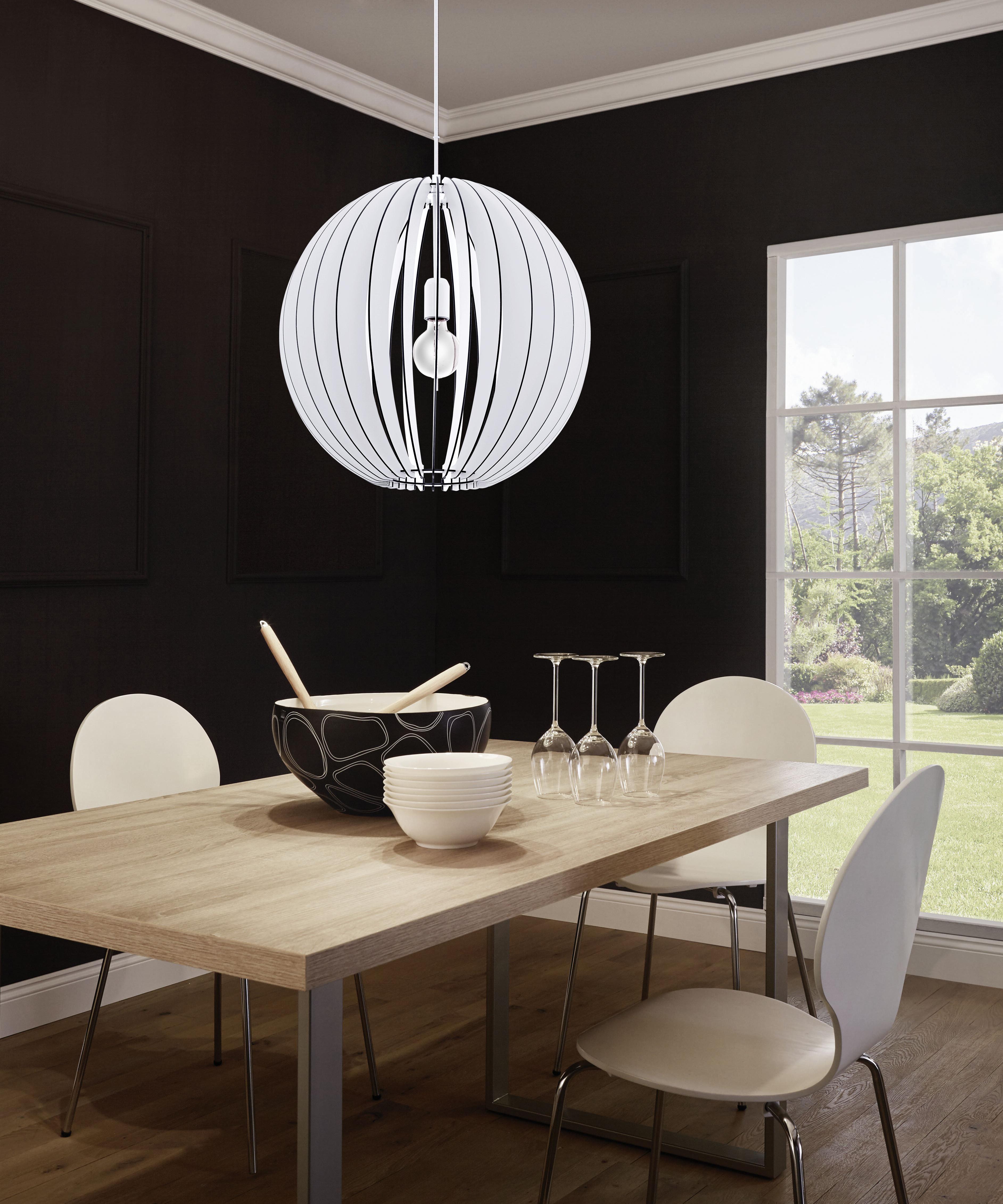 Demi 1 Light Globe Pendants Inside Trendy Boney 1 Light Globe Pendant (View 3 of 25)
