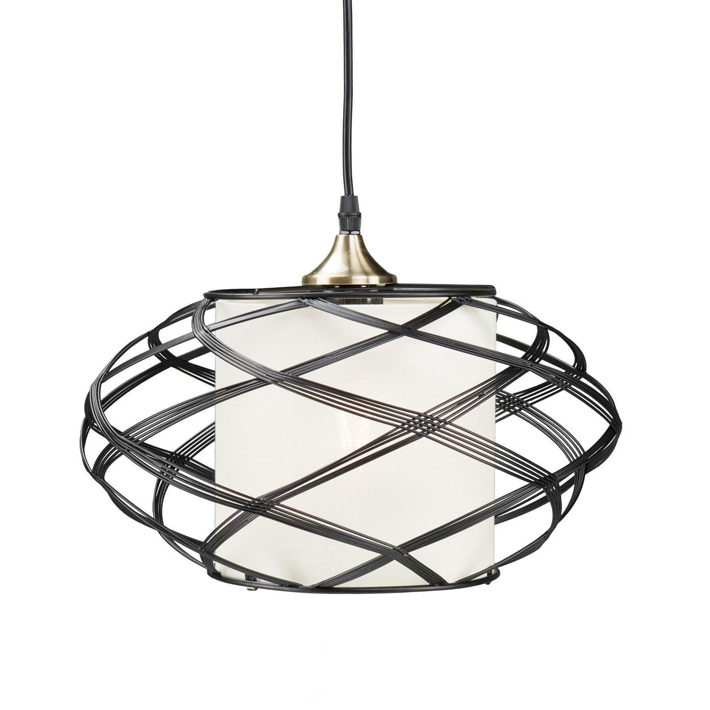 Demi 1 Light Globe Pendants Intended For 2019 Clitherall 1 Light Pendant (View 21 of 25)