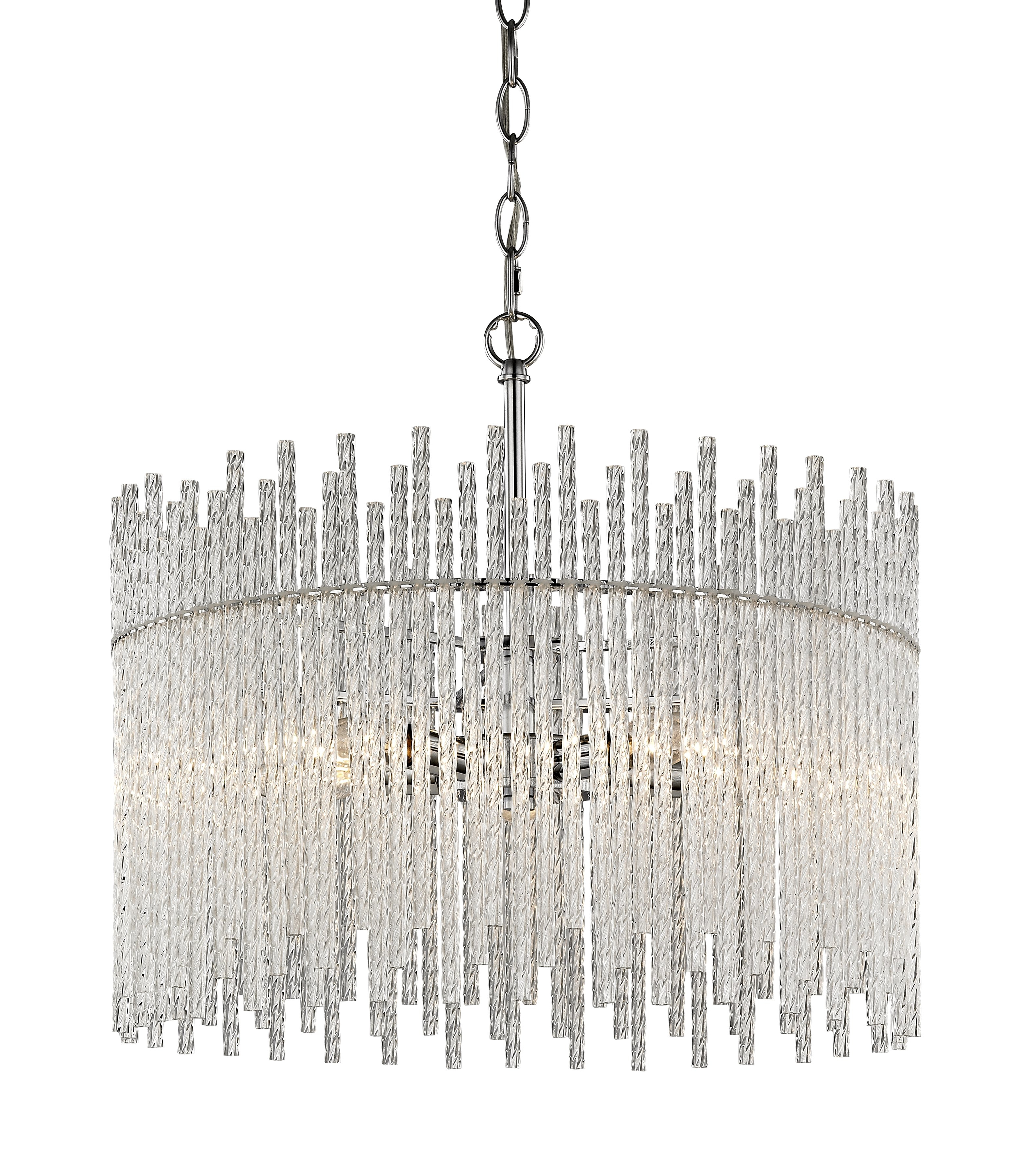 Desideria 5 Light Chandelier For Best And Newest Benedetto 5 Light Crystal Chandeliers (Gallery 2 of 25)