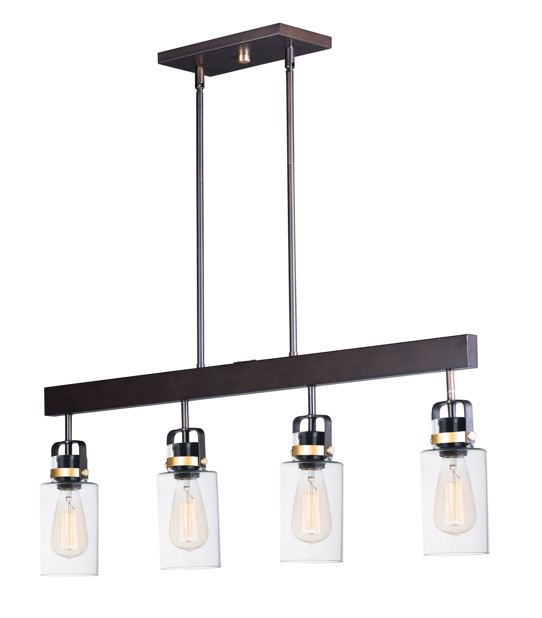 Details About Breakwater Bay Killingsworth 4-Light Kitchen Island Pendant intended for Best and Newest Dunson 3-Light Kitchen Island Pendants