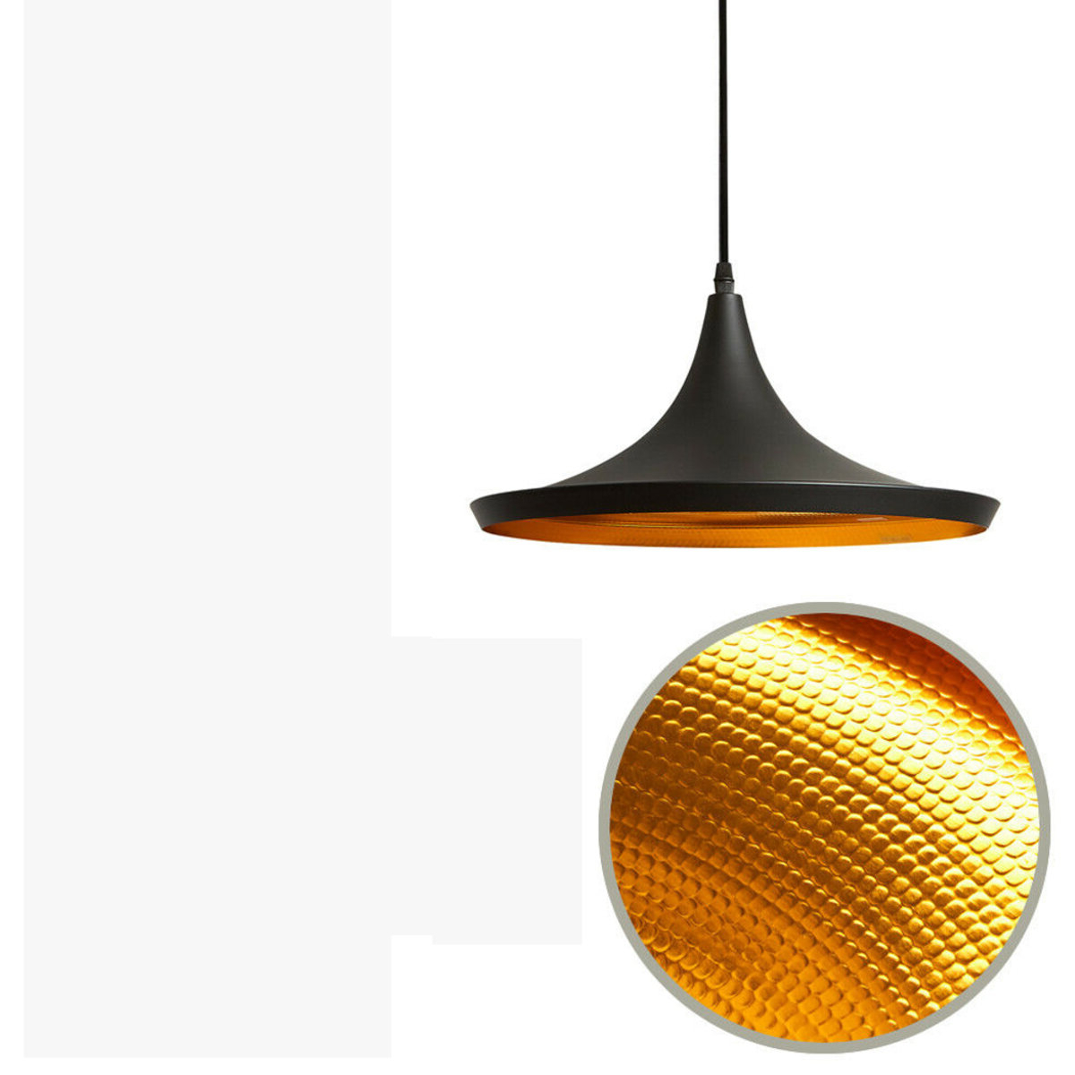Details About Pendant Light Led Ceiling Lights Lamp Shade Industrial Cafe  Lighting Kitchen Bar Inside Latest Akash Industrial Vintage 1 Light Geometric Pendants (View 9 of 25)