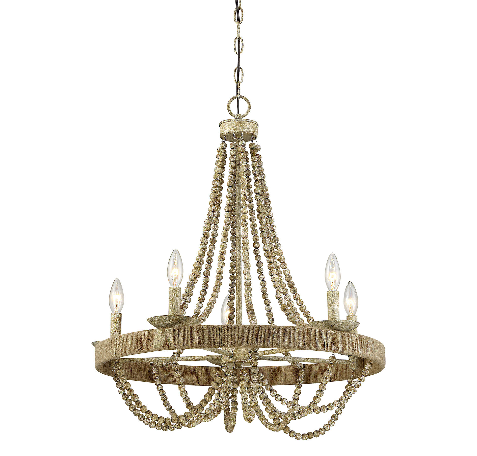 Duron 5 Light Empire Chandeliers Pertaining To Most Recent Duron 5 Light Empire Chandelier (Gallery 1 of 25)