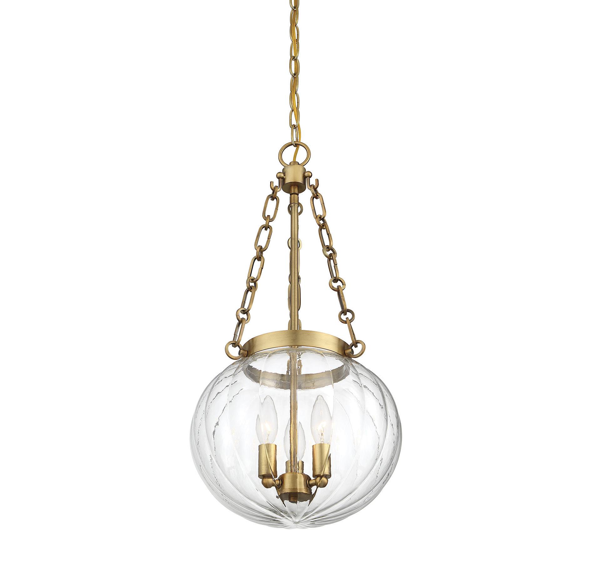 Emrick 3 Light Single Globe Pendant Inside Best And Newest Kilby 1 Light Pendants (Gallery 13 of 25)