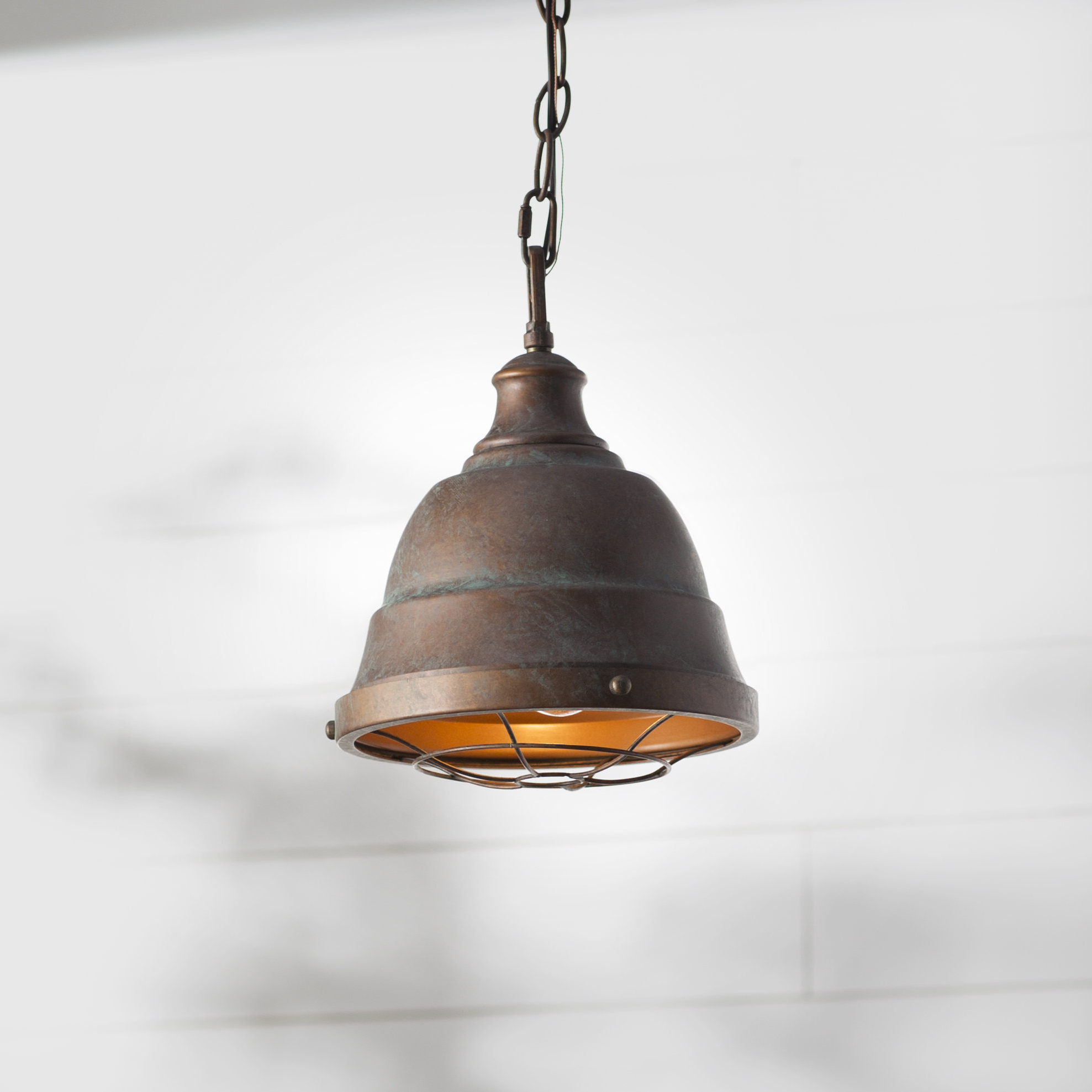 Erico 1 Light Single Bell Pendants With Newest Elinna 1 Light Single Bell Pendant (Gallery 5 of 25)