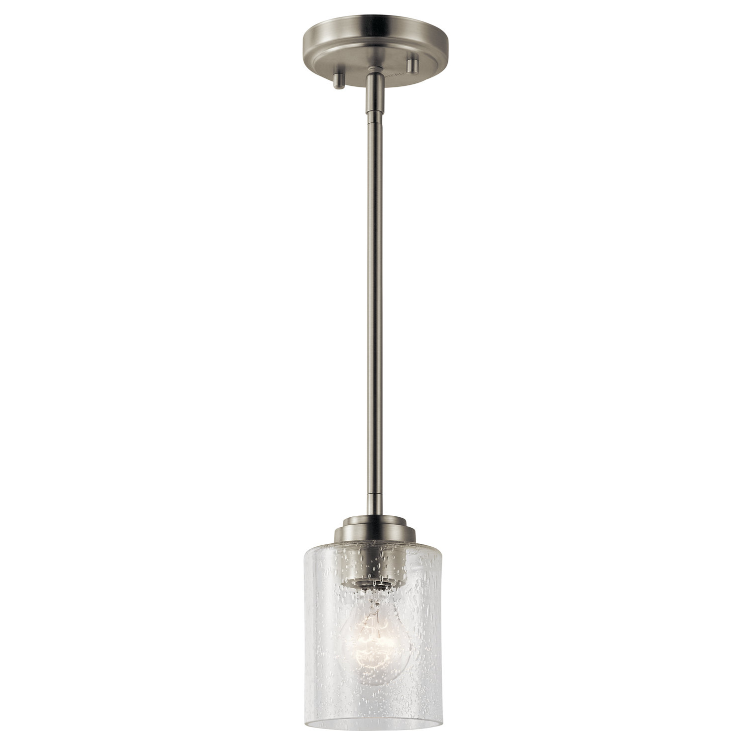 Famous Honea 1 Light Cylinder Pendant Inside Jayce 1 Light Cylinder Pendants (View 11 of 25)
