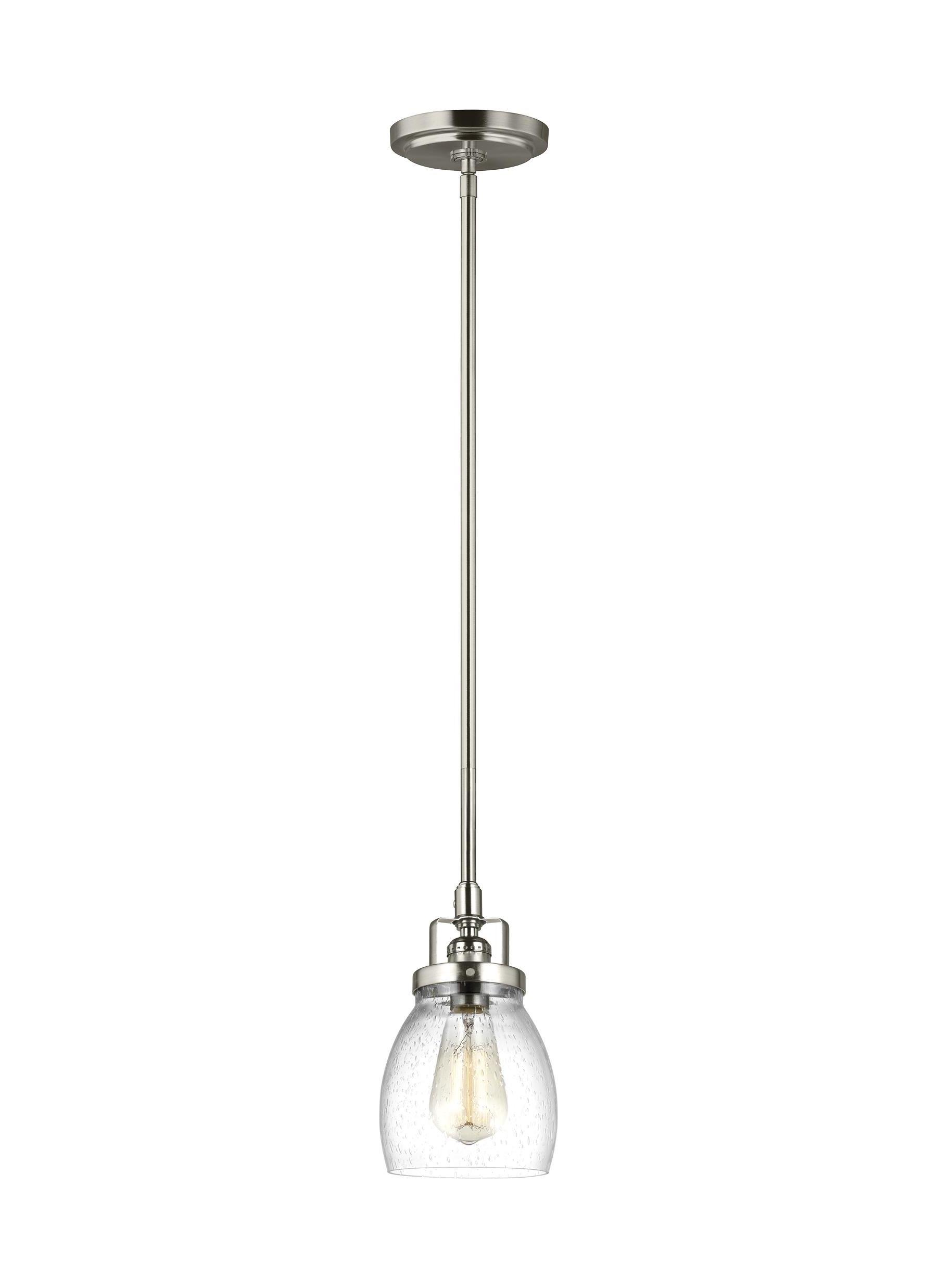 Famous Houon 1 Light Cone Bell Pendant Regarding Erico 1 Light Single Bell Pendants (View 10 of 25)