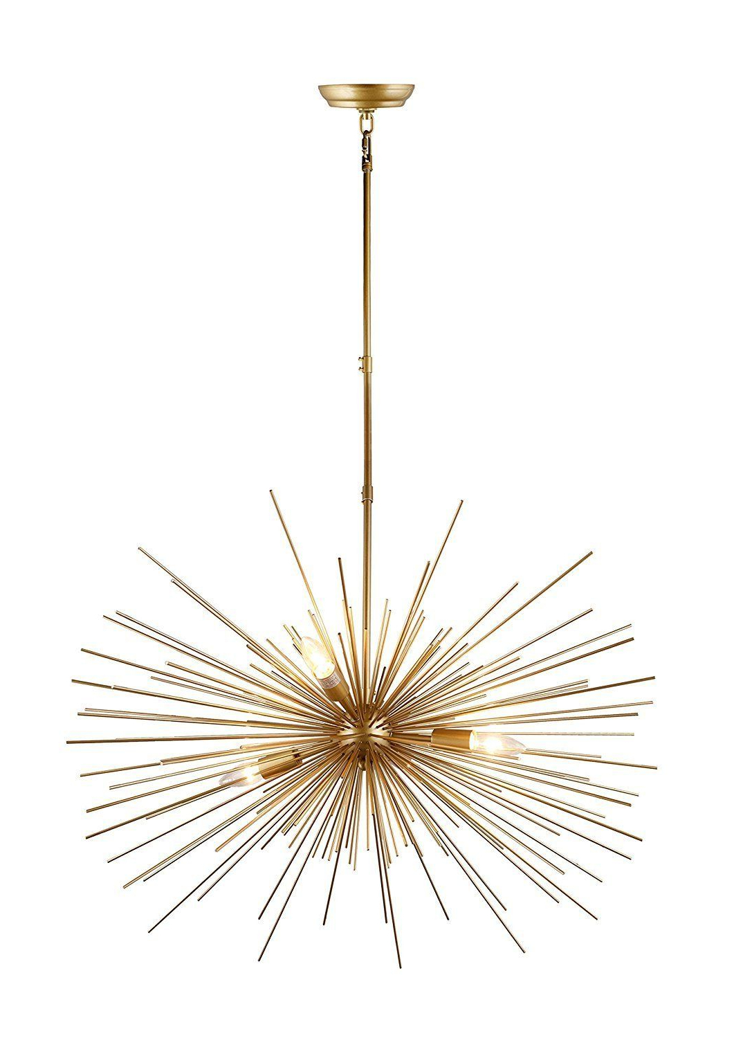 Famous Pin On Lighting/foyer With Regard To Nelly 12 Light Sputnik Chandeliers (View 8 of 25)