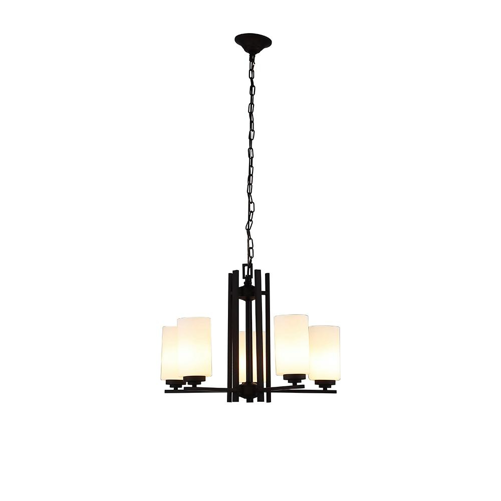 Fashionable Abel 5 Light Drum Chandeliers With Regard To Brass 5 Light Chandelier – Gnubies (View 14 of 25)
