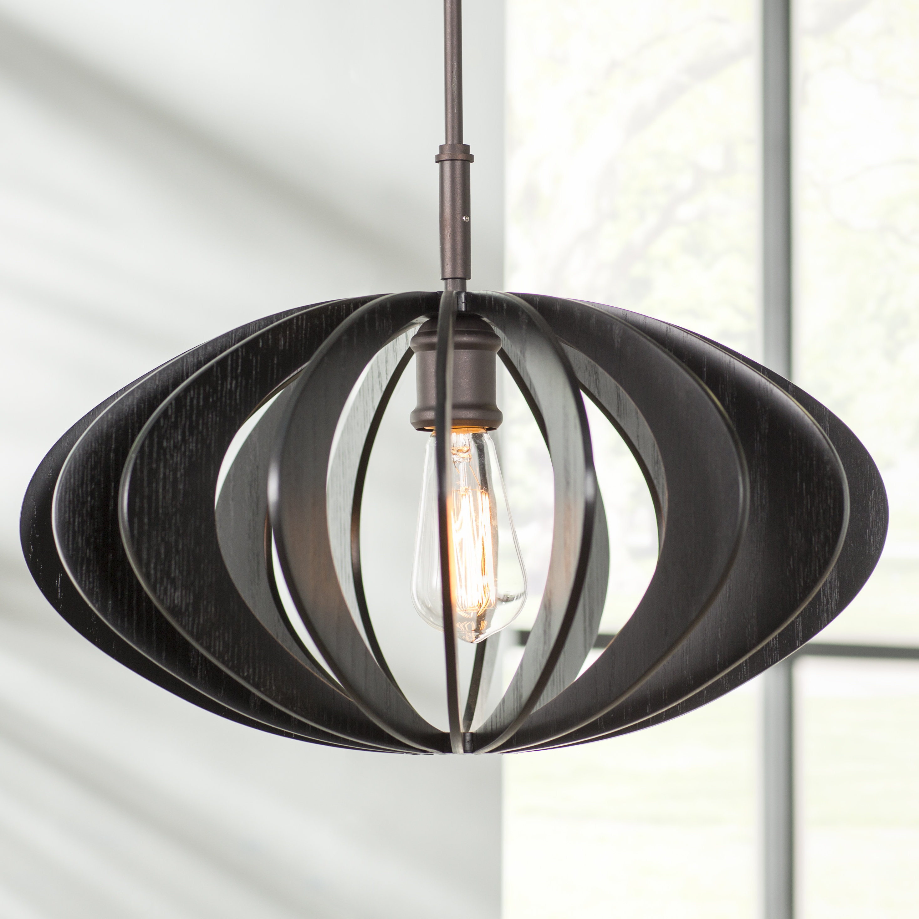 Fashionable Bair 1 Light Single Geometric Pendant Inside Melora 1 Light Single Geometric Pendants (View 7 of 25)