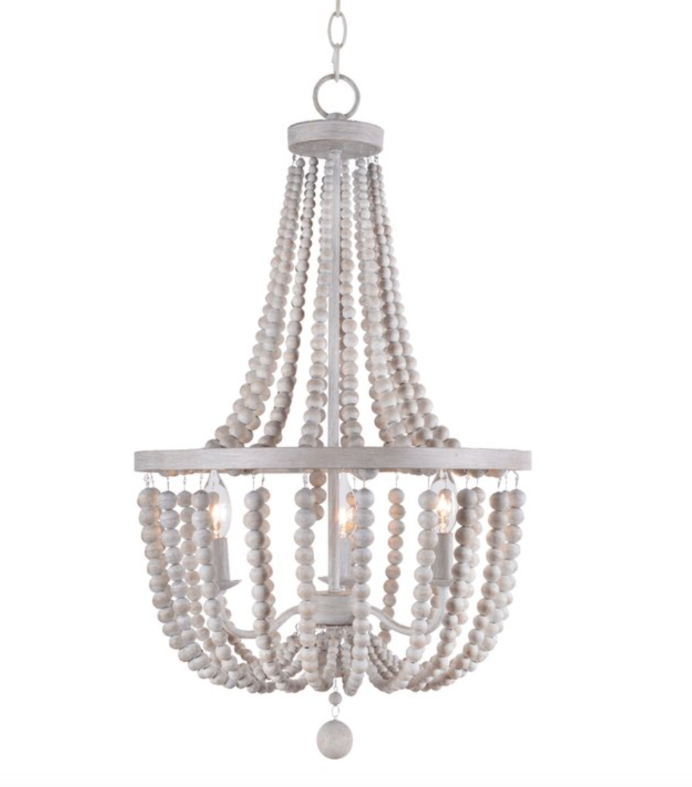 Fashionable Hatfield 3 Light Novelty Chandeliers In Pottery Barn Lighting Look Alikes For Less! — Trubuild (View 17 of 25)