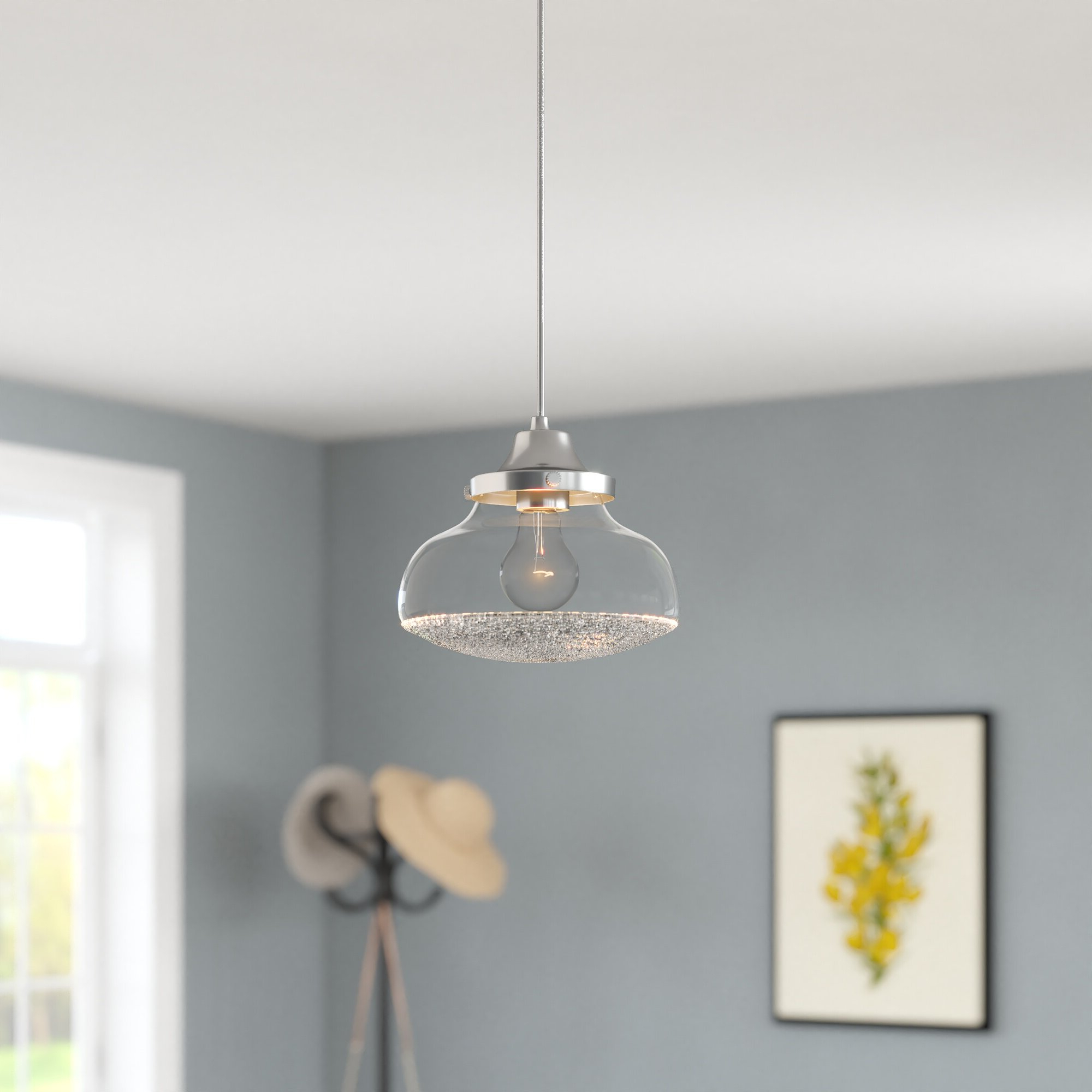 Fashionable Ivy Bronx Pendant Lighting You'll Love In  (View 12 of 25)