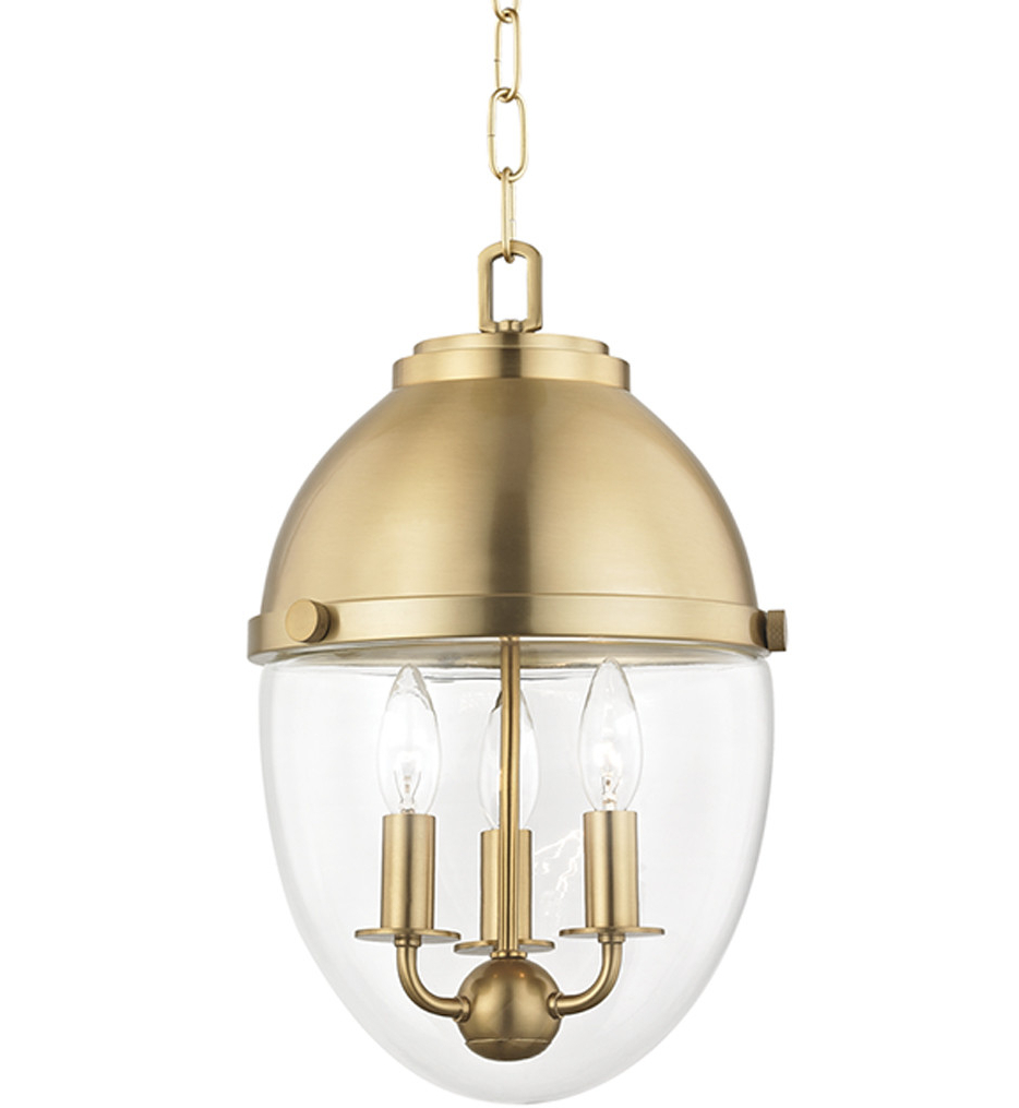 Fashionable Rockland 4 Light Geometric Pendants Throughout Hudson Valley Lighting Collections (View 10 of 25)