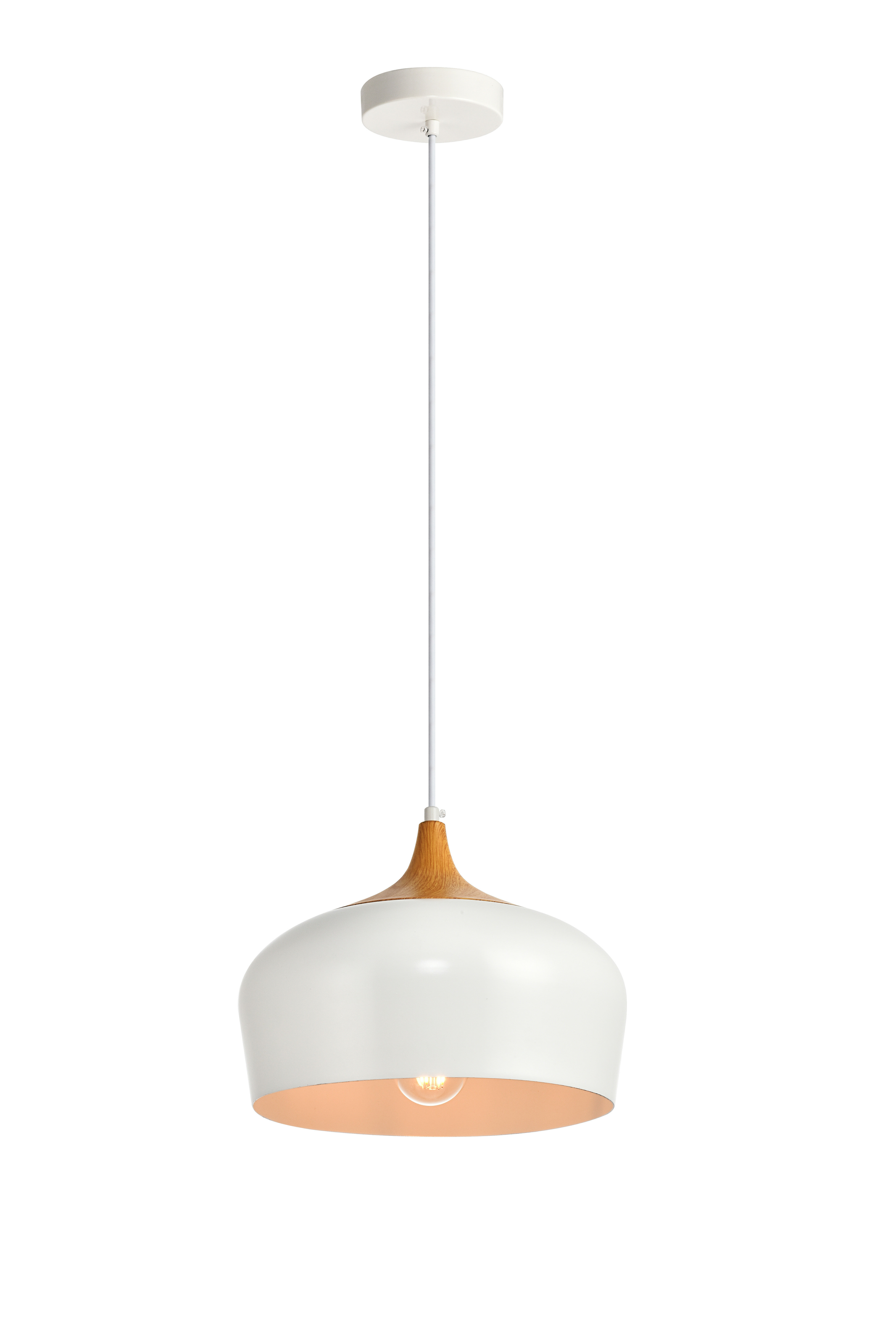 Fashionable Single Pendant Lighting You'll Love In  (View 12 of 25)