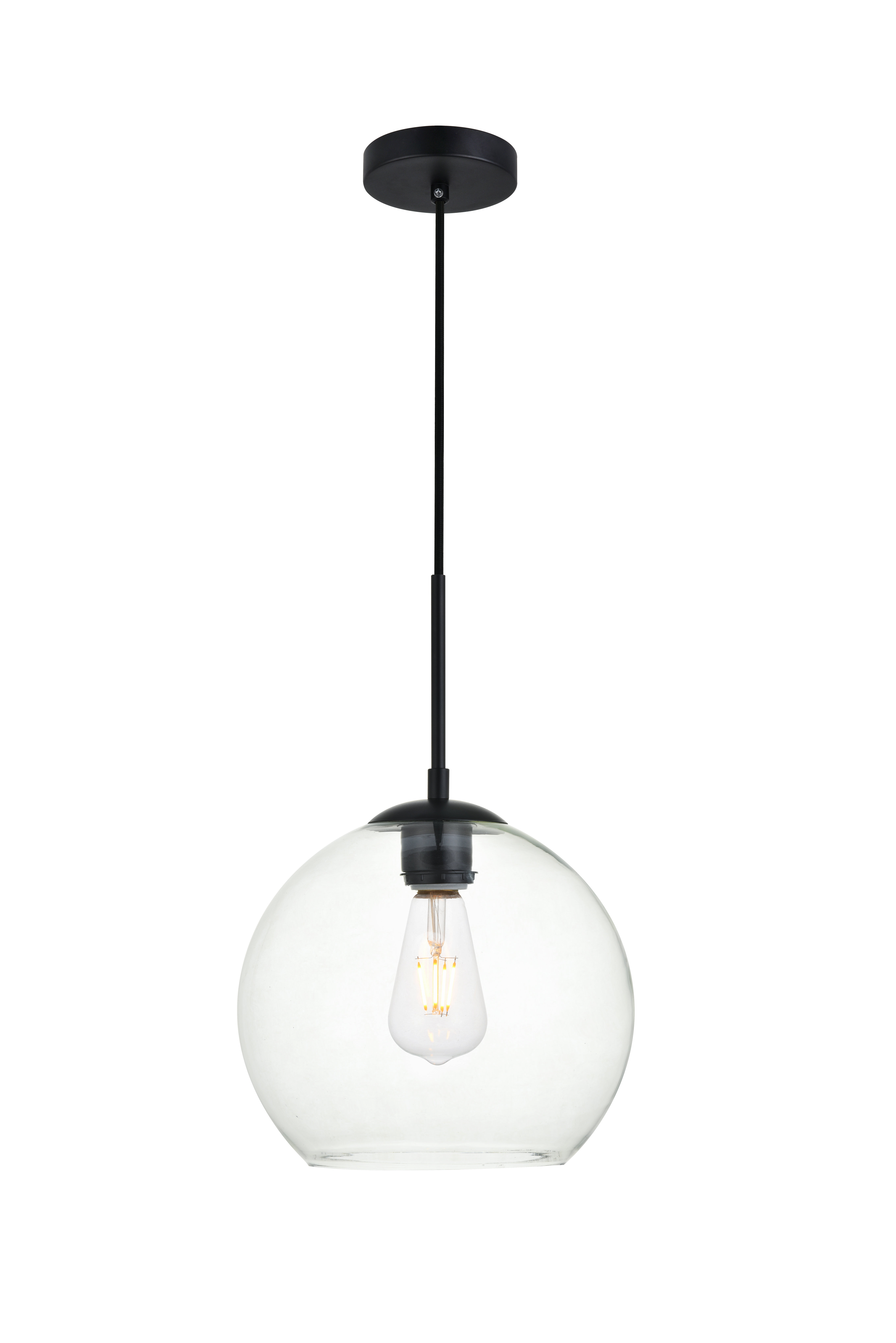 Fashionable Yearwood 1 Light Single Globe Pendant For Gehry 1 Light Single Globe Pendants (View 4 of 25)