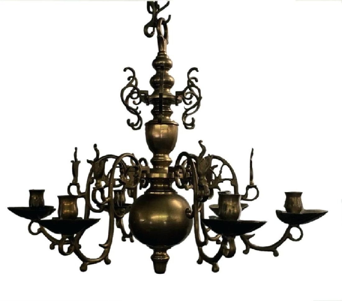 Favorite 5 Candle Chandelier – Purrfectcatgifts (View 14 of 25)