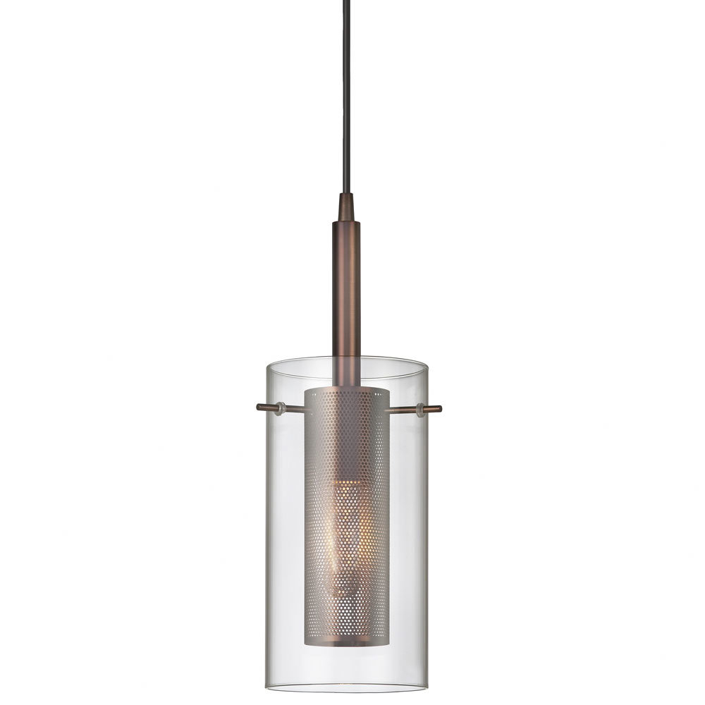 Favorite Fennia 1 Light Single Cylinder Pendants Inside Fennia 1 Light Cylinder Pendant (View 7 of 25)