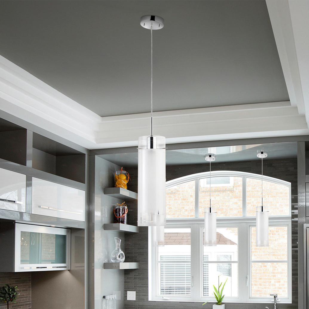 Featured Photo of Oldbury 1 Light Single Cylinder Pendants