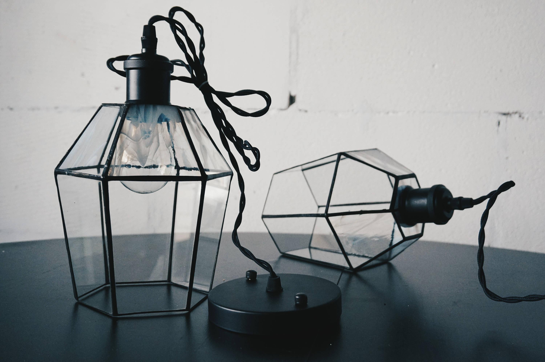 Favorite Rossi Industrial Vintage 1 Light Geometric Pendants Intended For Pendant Light Ceiling Light Hanging Light Geometric Lamp Vintage Light  Light Fixture Kitchen Light Industrial Lighting Modern Lighting (View 5 of 25)
