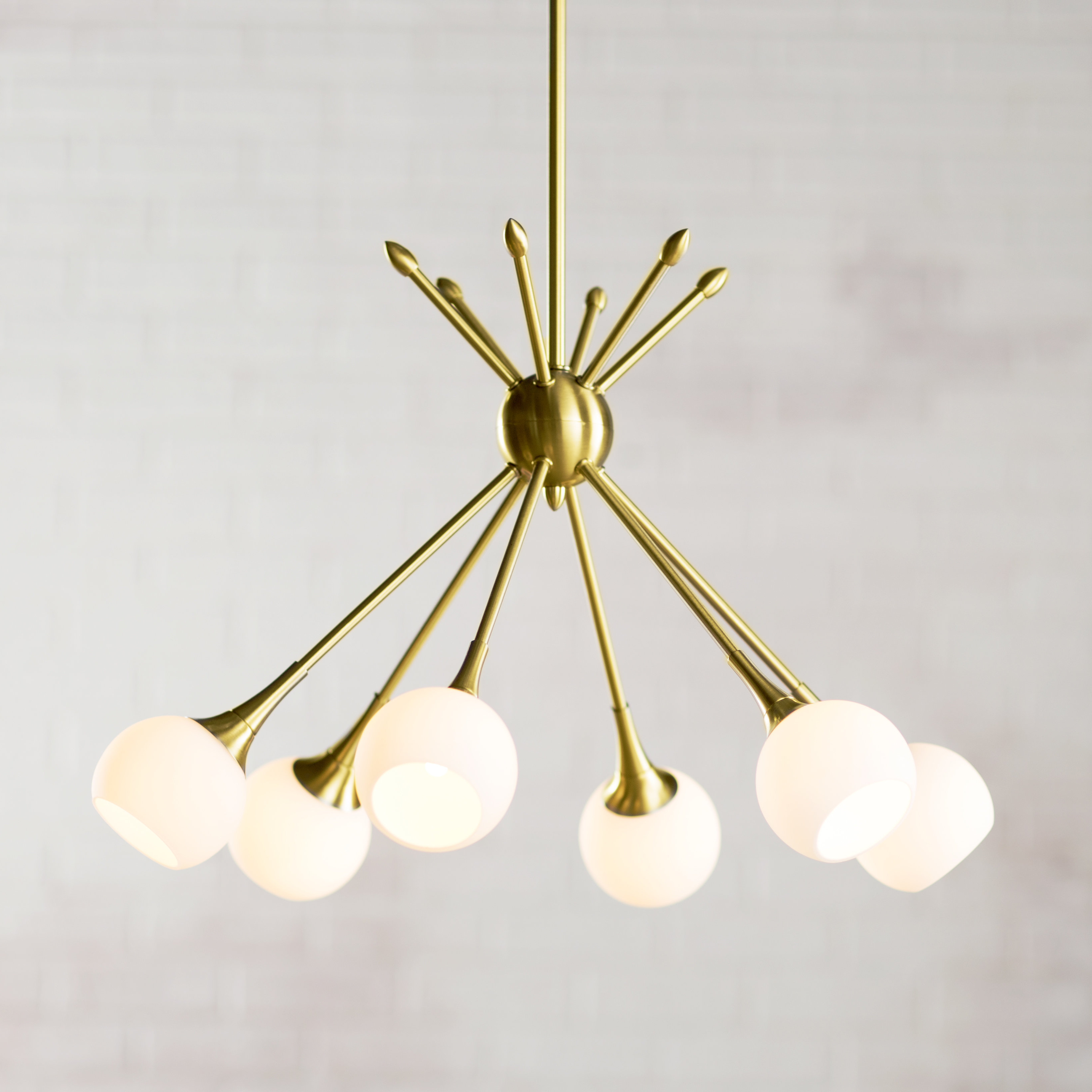 Favorite Sputnik 6 Light Pendant For Eladia 6 Light Sputnik Chandeliers (View 16 of 25)