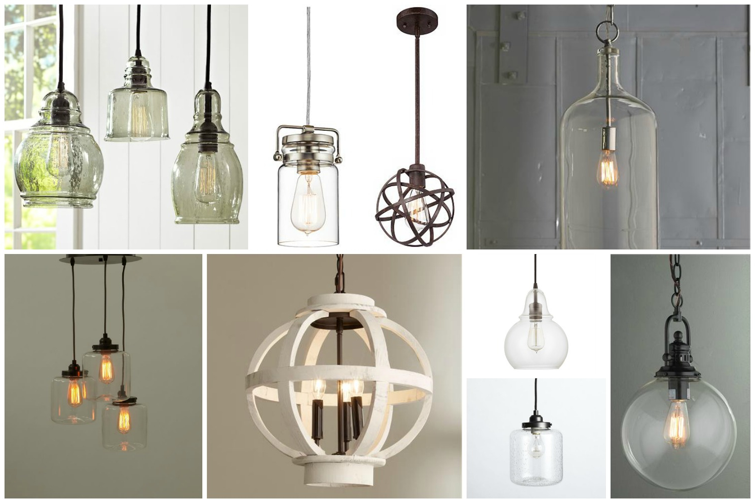 Fixer Upper Inspired Modern Farmhouse Kitchen Lights Within Fashionable Gaines 5 Light Shaded Chandeliers (View 7 of 25)