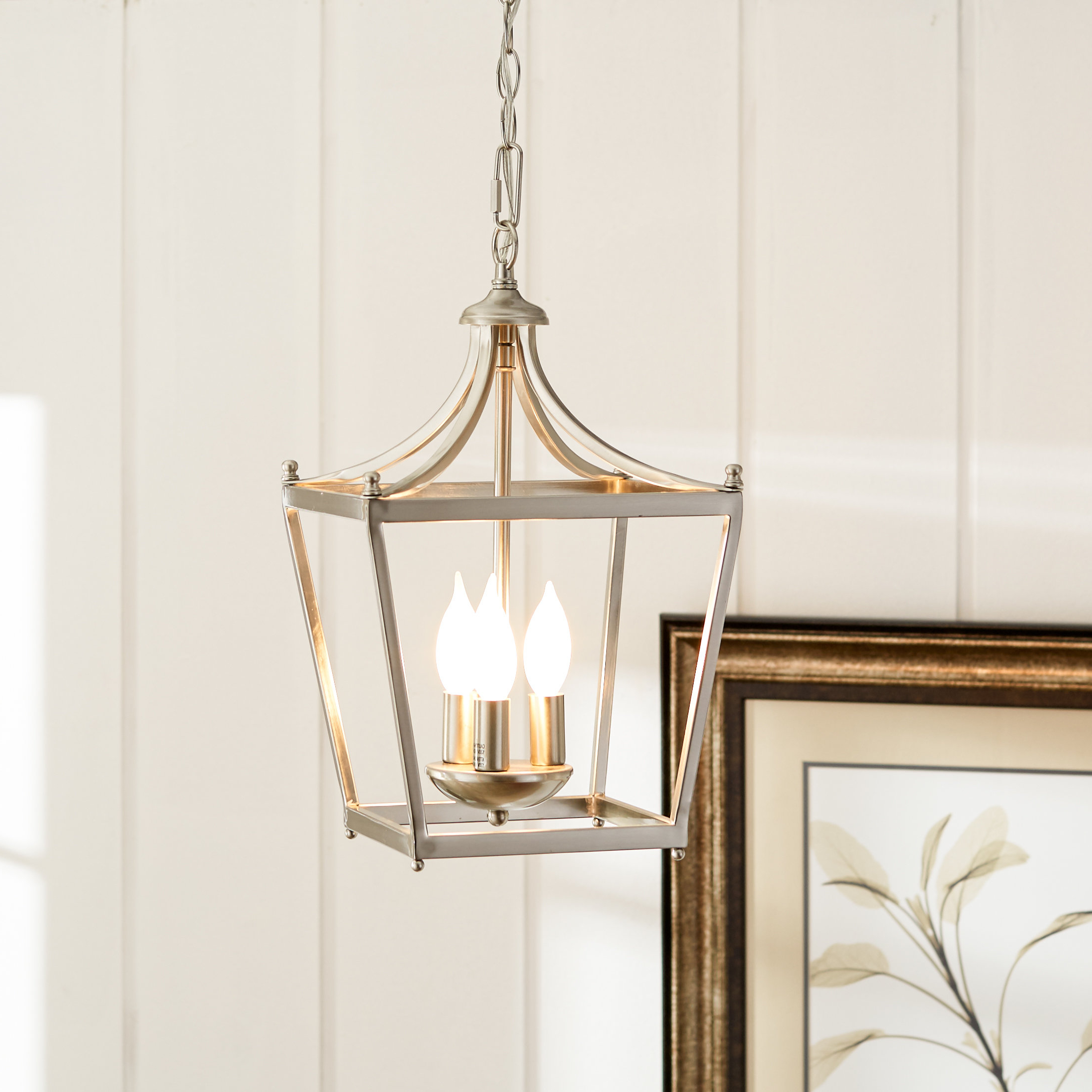 Gabriella 3 Light Lantern Chandeliers With Regard To Popular Birch Lane™ Heritage Gabriella 3 Light Lantern Chandelier (View 12 of 25)