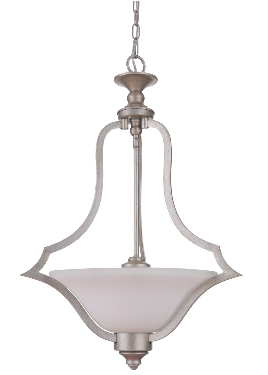 Gabriella 3 Light Pendant Pertaining To Well Known Gabriella 3 Light Lantern Chandeliers (View 14 of 25)