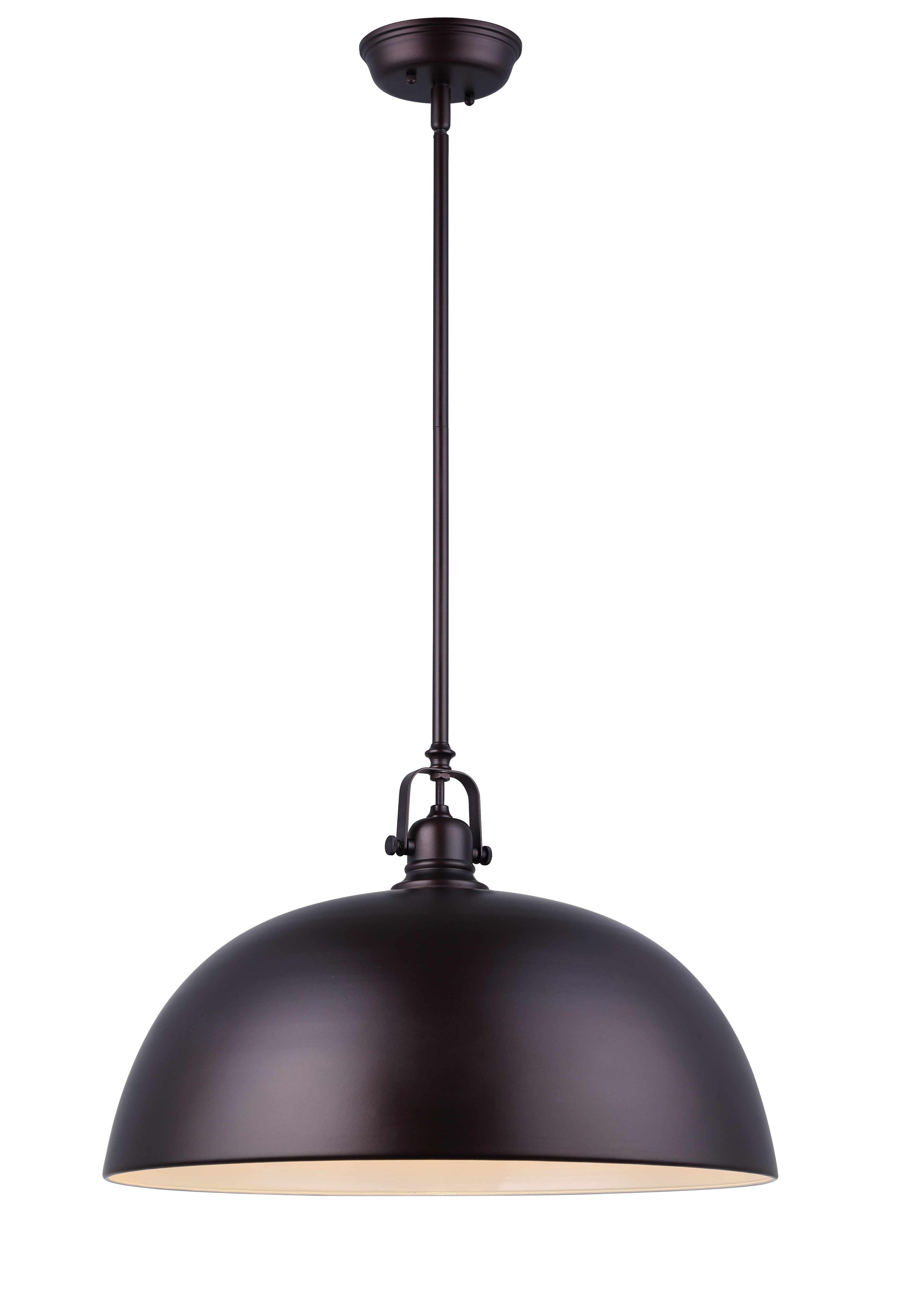 Gattis 1 Light Dome Pendants With Well Liked Southlake 1 Light Single Dome Pendant (View 11 of 25)