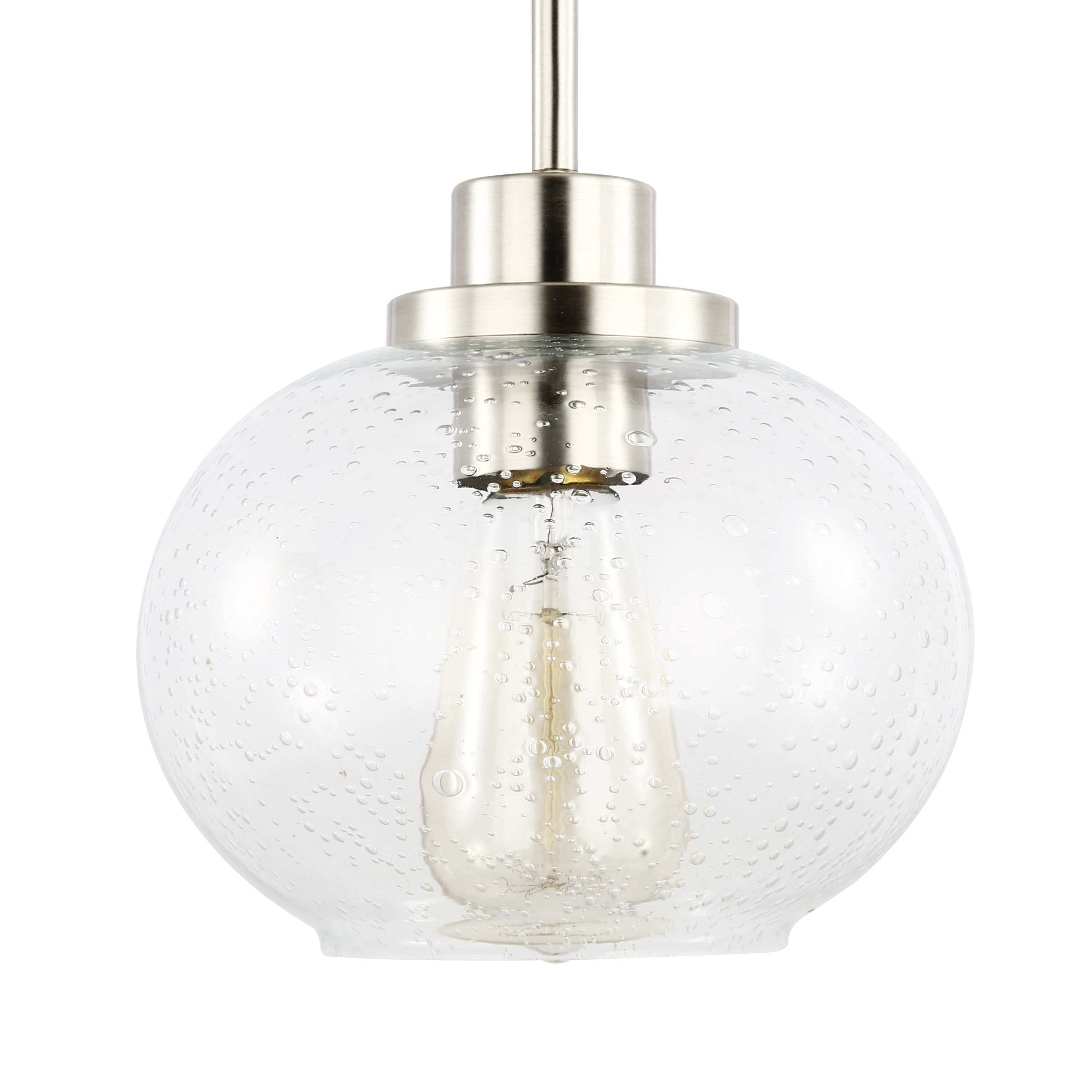 Giacinta 1 Light Single Bell Pendants For Most Up To Date Wiesner 1 Light Globe Pendant (View 13 of 25)