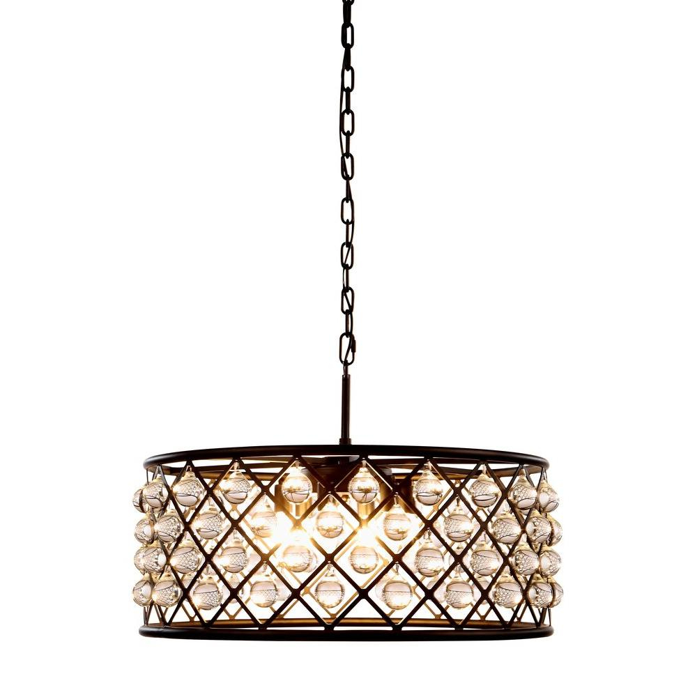 Gisselle 4 Light Drum Chandeliers Regarding Well Known Pinterest (View 13 of 25)