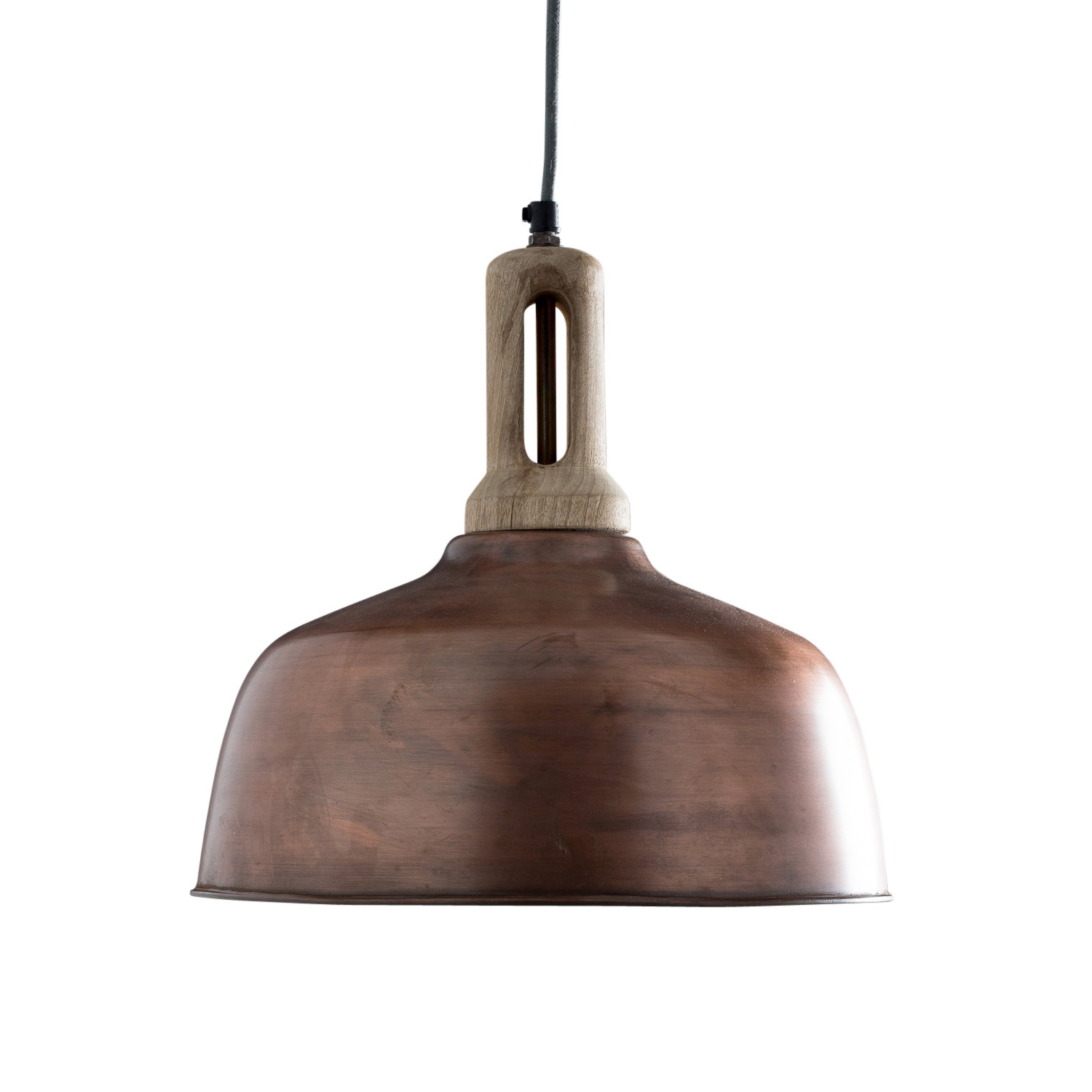Glenam 1 Light Dome Pendant In Most Recently Released Conover 1 Light Dome Pendants (View 12 of 25)