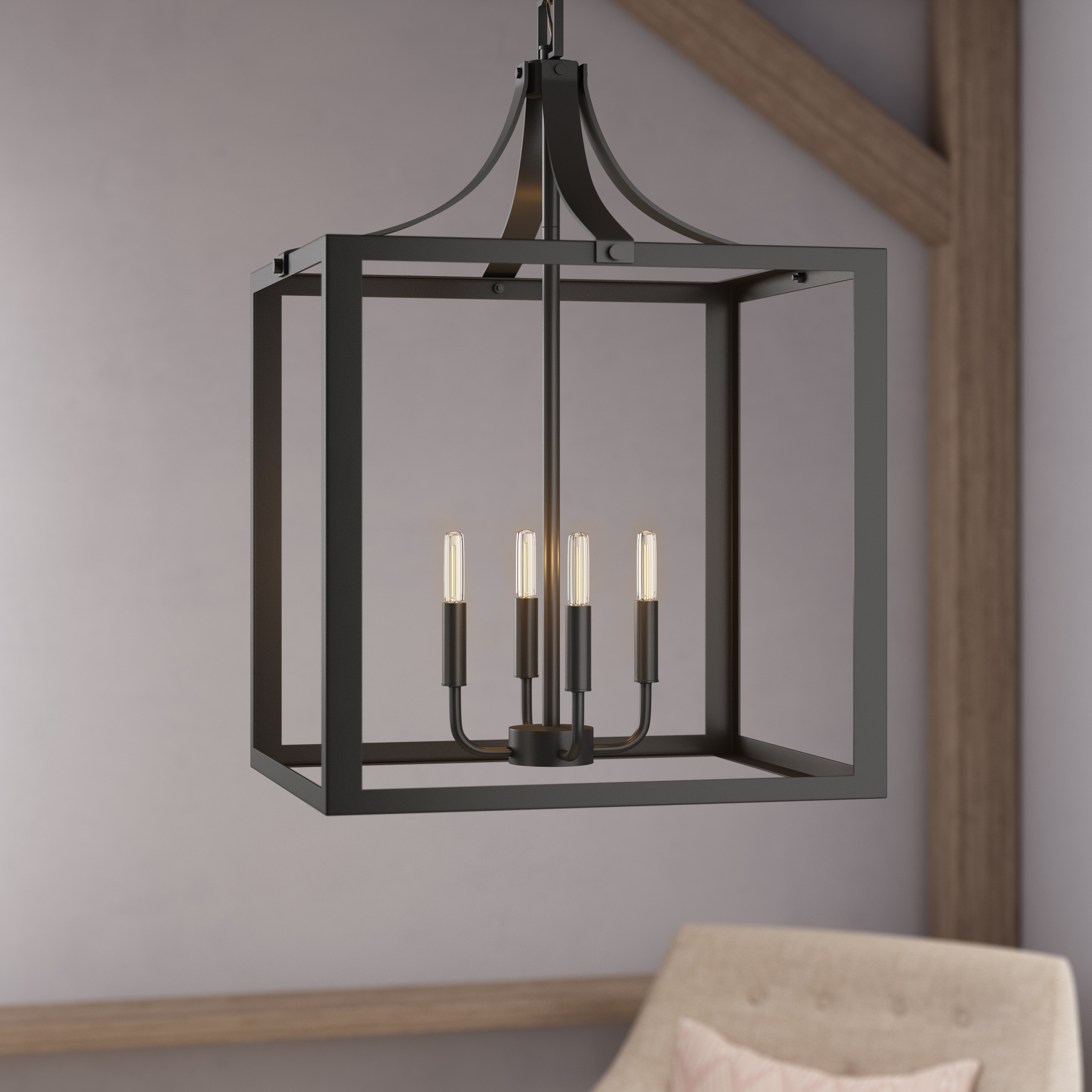 Grube 3 Light Cylinder Pendant (View 6 of 25)