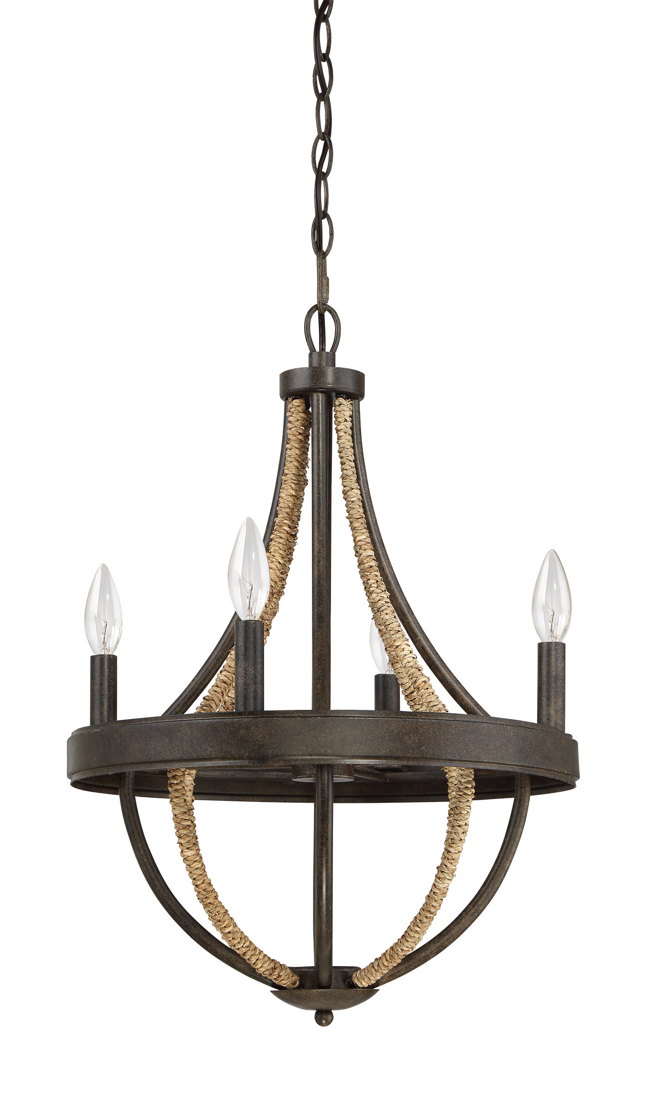 Helga 4 Light Empire Chandelier & Reviews (View 23 of 25)