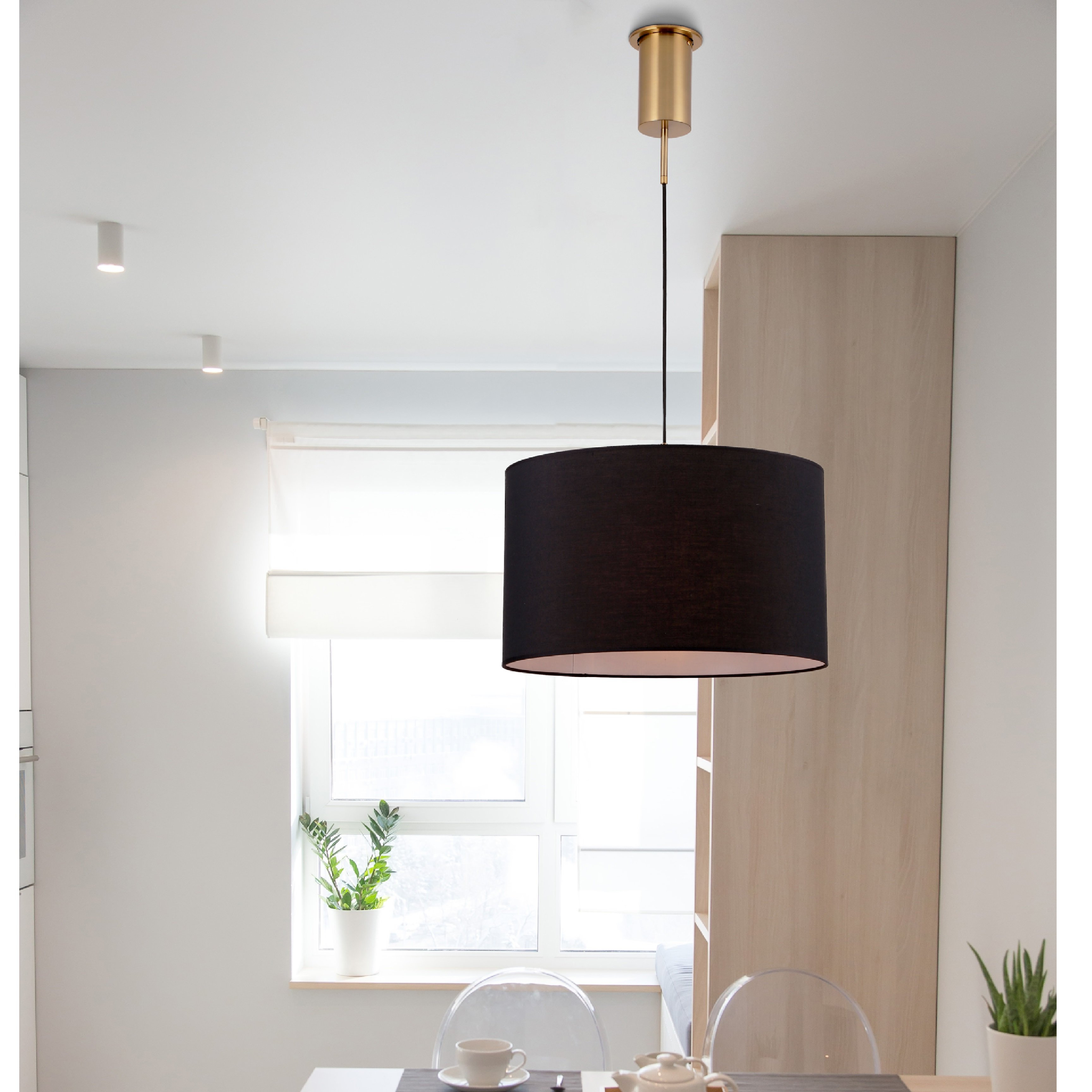 Hermione 1 Light Single Drum Pendants Within Favorite Drum Mini Pendants You'll Love In 2019 (Gallery 14 of 25)