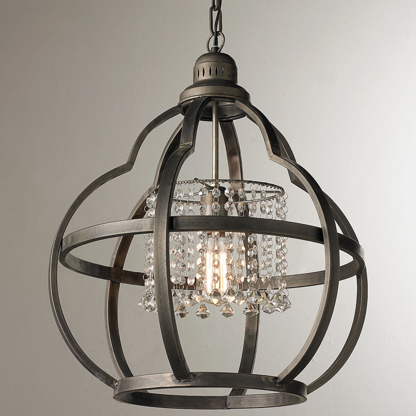 Home Decorating intended for Alden 3-Light Single Globe Pendants