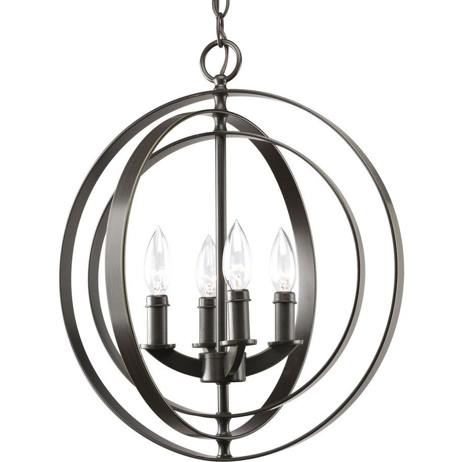 Home inside Most Recently Released Hendry 4-Light Globe Chandeliers