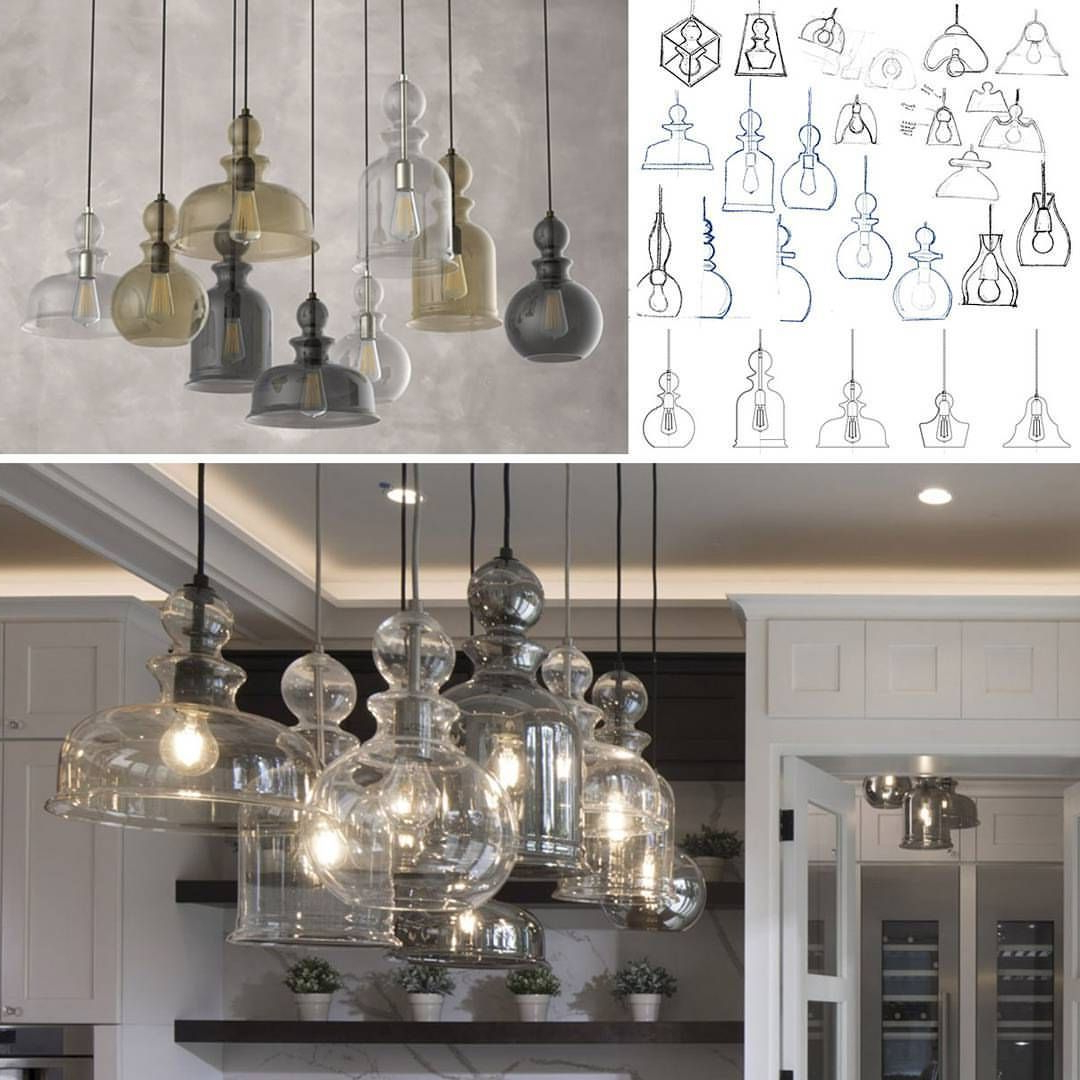 Houon 1 Light Cone Bell Pendants Throughout Fashionable Design Development Of The Progress Lighting Staunton Pendant (View 18 of 25)