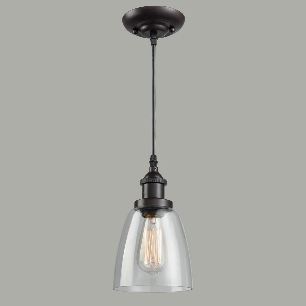 Houon 1 Light Cone Bell Pendants With Well Liked Sabbagh 1 Light Cone Pendant (View 9 of 25)