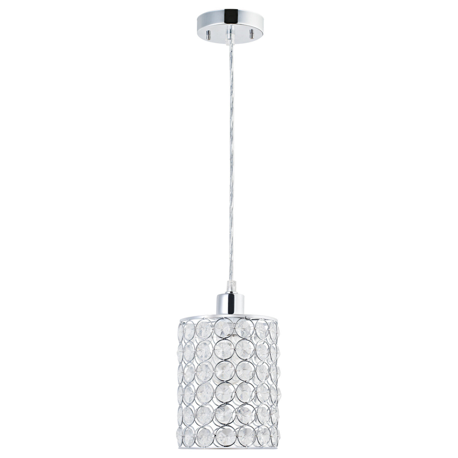 Hurst 1 Light Single Cylinder Pendant Throughout Fashionable Fennia 1 Light Single Cylinder Pendants (Gallery 11 of 25)