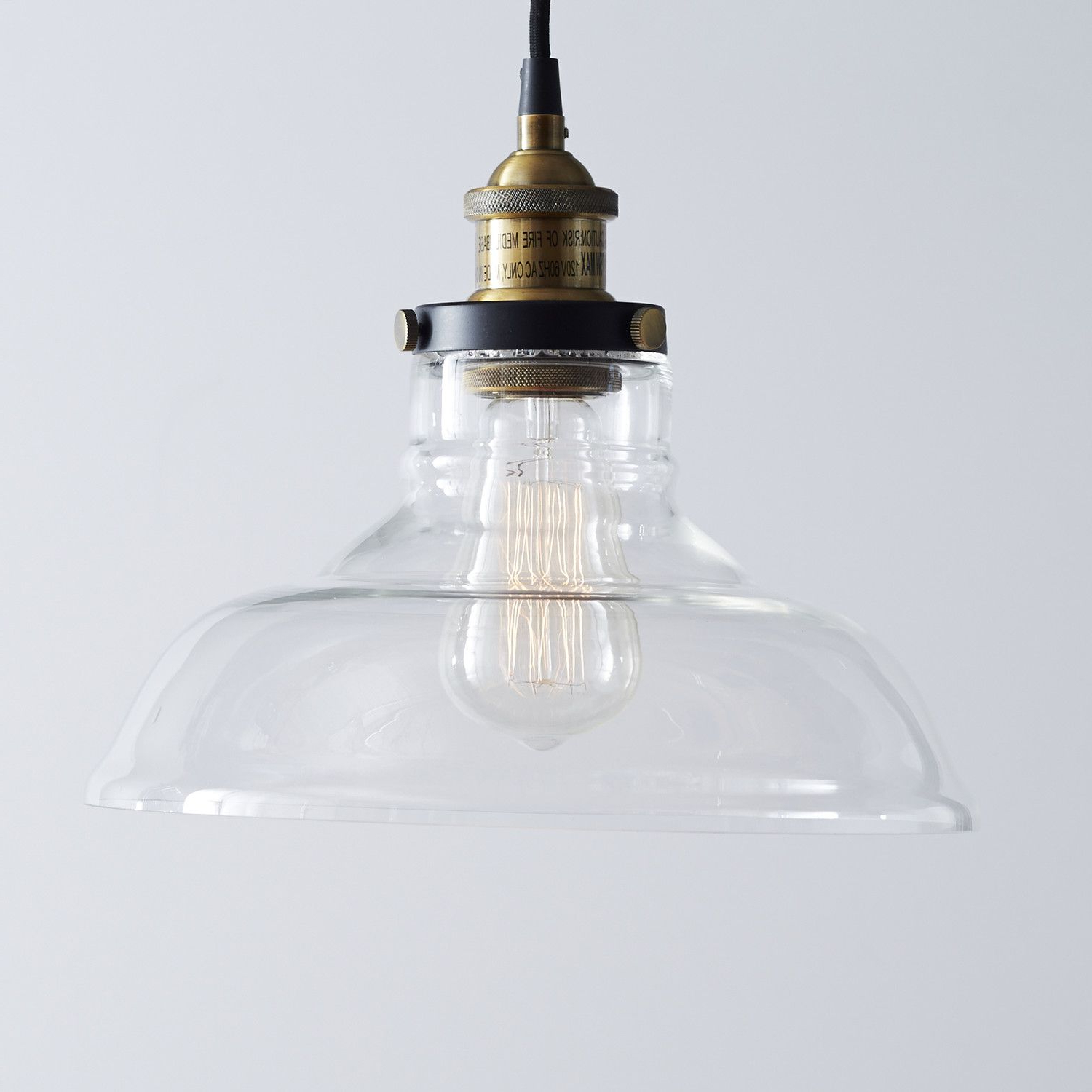 Ideas For Our New Regarding 1 Light Single Bell Pendants (Gallery 23 of 25)