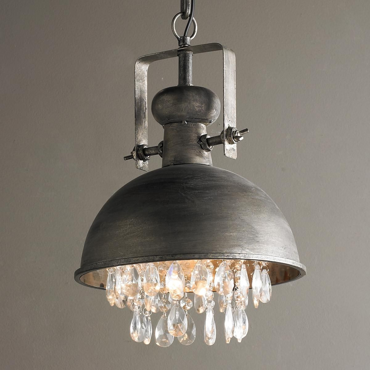 Industrial Chic In (Gallery 16 of 25)