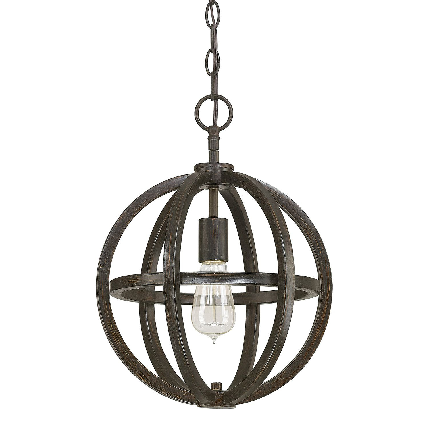 Irwin Globe Pendant (Gallery 10 of 25)