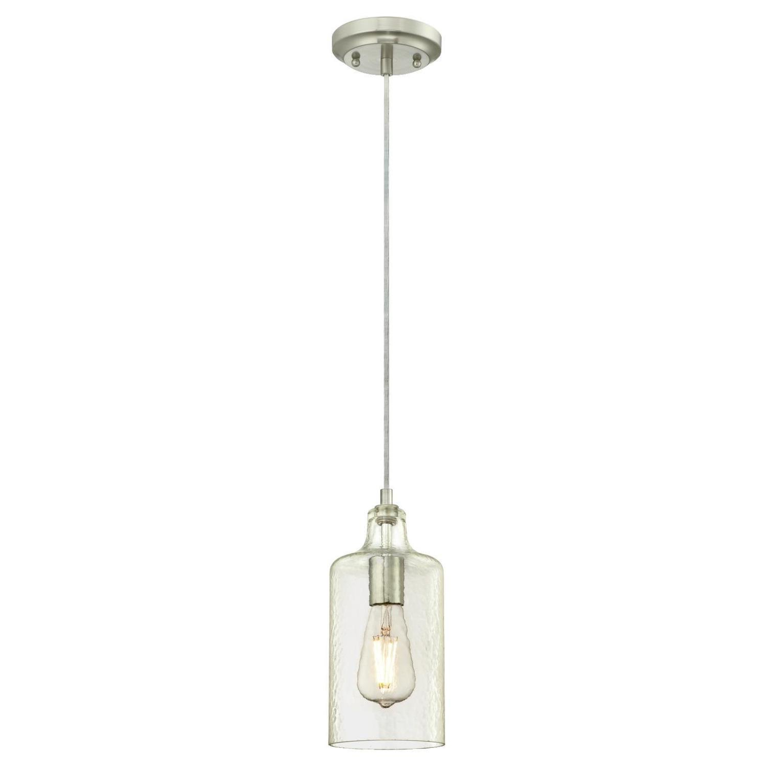 Jayce 1 Light Cylinder Pendant Intended For Well Known Moyer 1 Light Single Cylinder Pendants (View 25 of 25)