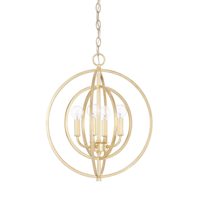 Joss & Main Regarding Popular Hendry 4 Light Globe Chandeliers (View 2 of 25)
