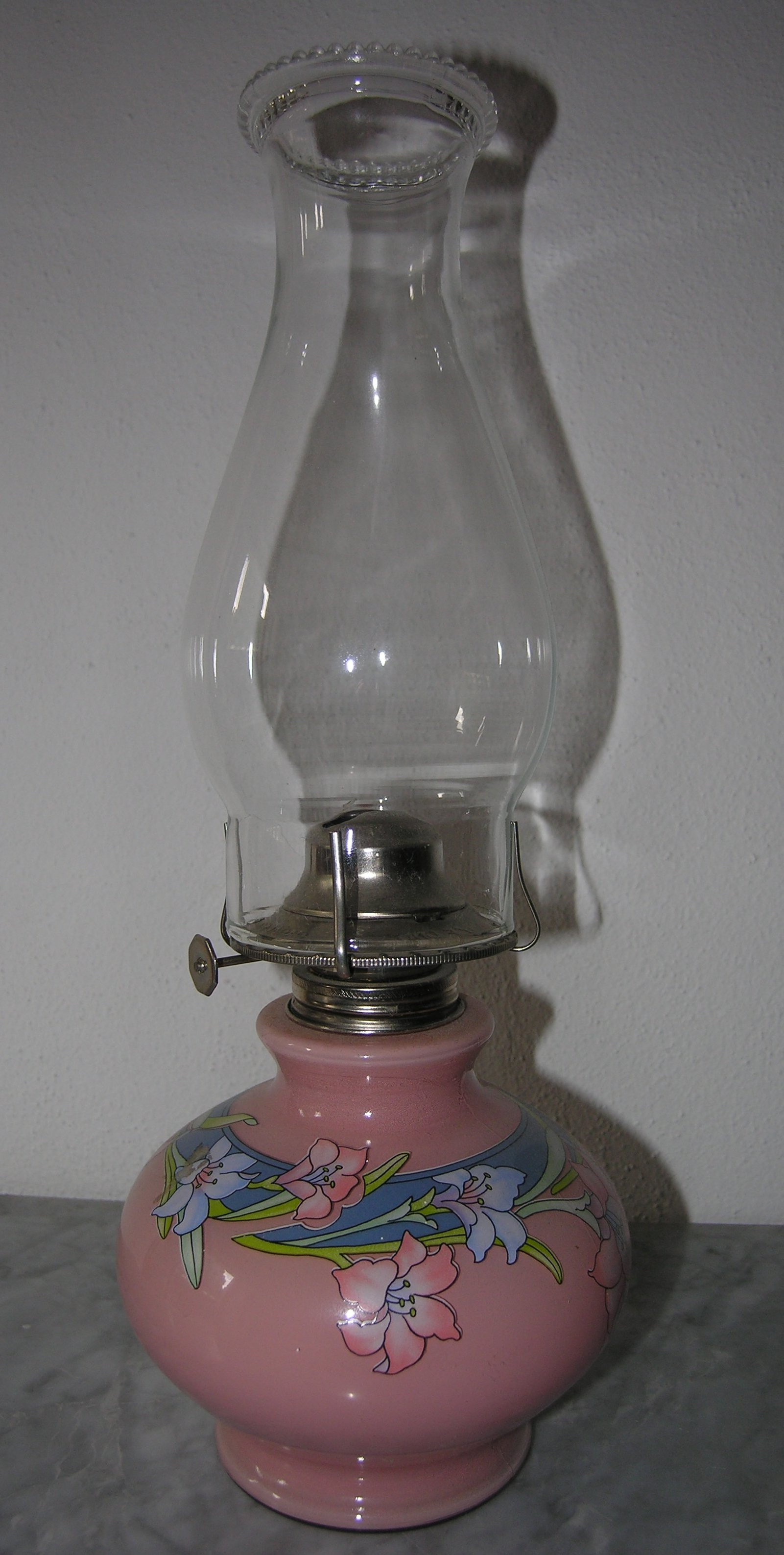Kerosene Lamp – Wikipedia Pertaining To Well Known Gabriella 3 Light Lantern Chandeliers (View 17 of 25)